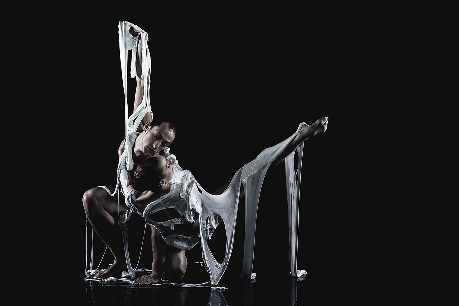 Alessandro Risuleo - Caruso, Bodies and Words - dancing 2