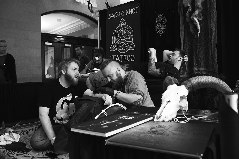 Art Tattoo Montreal Show - Sacred Heart Tattoo 2