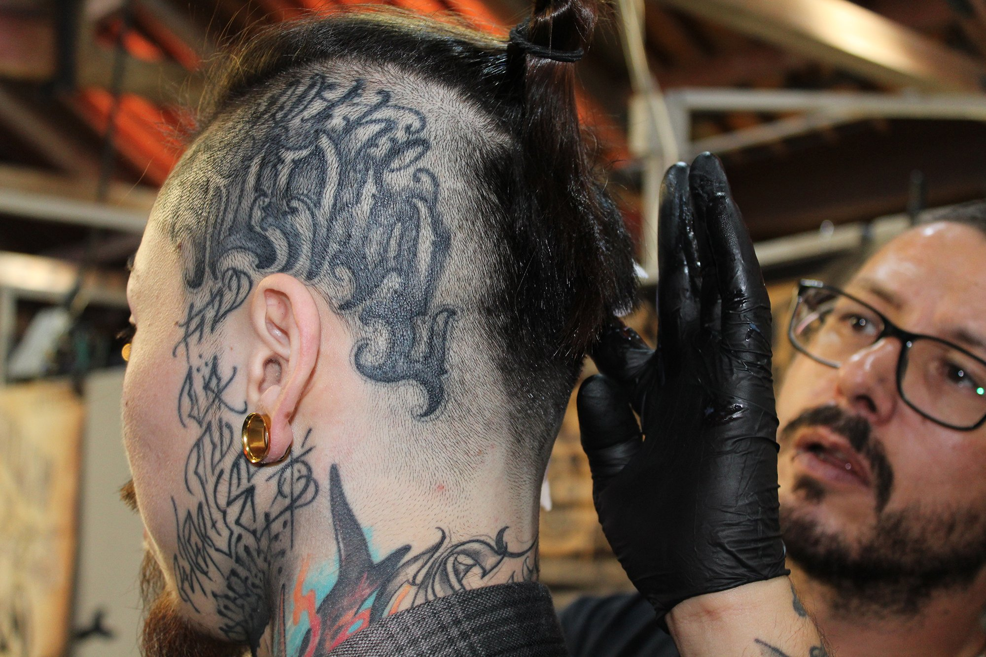 Inside the 13th International London Tattoo Convention