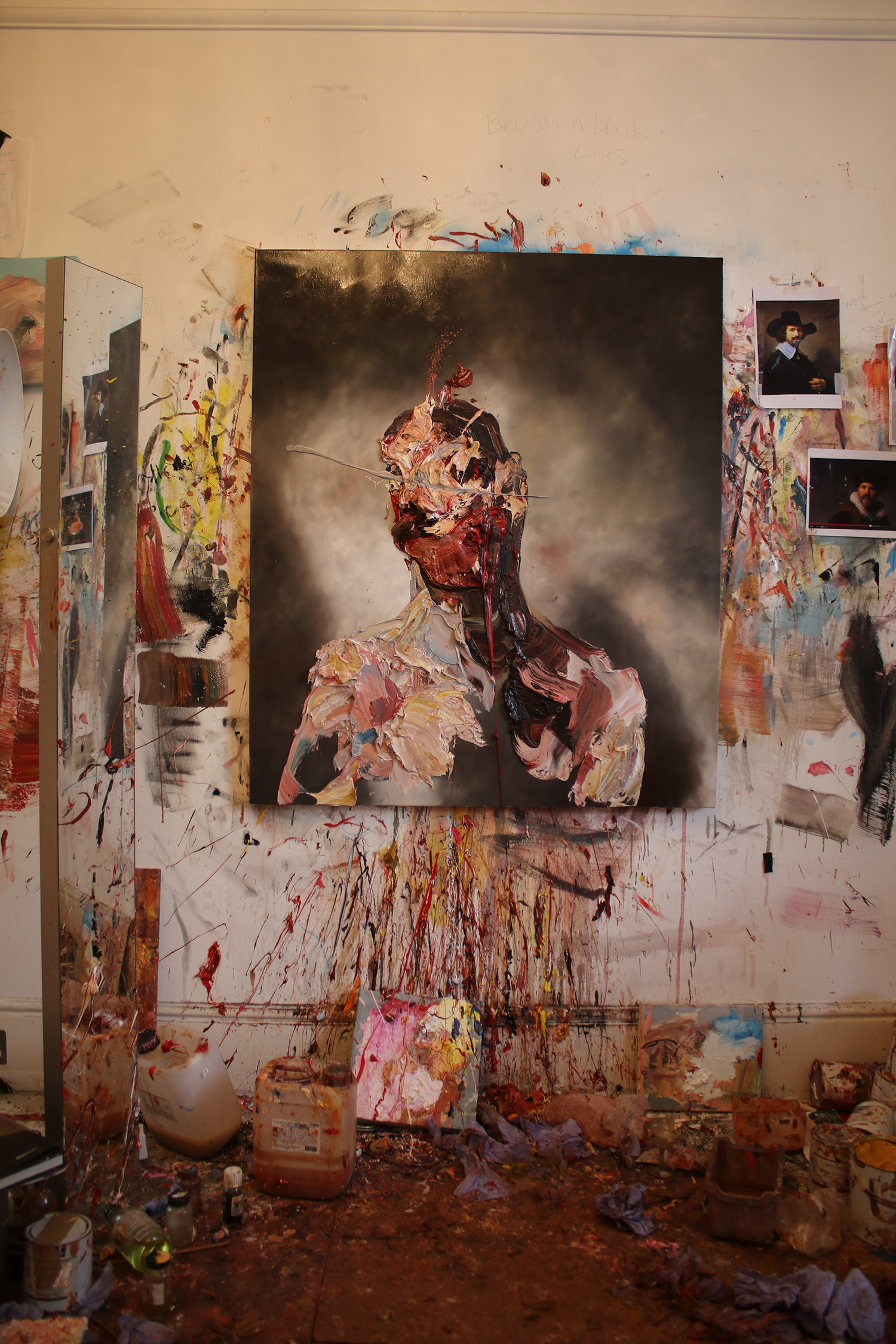 Antony Micallef - studio shot