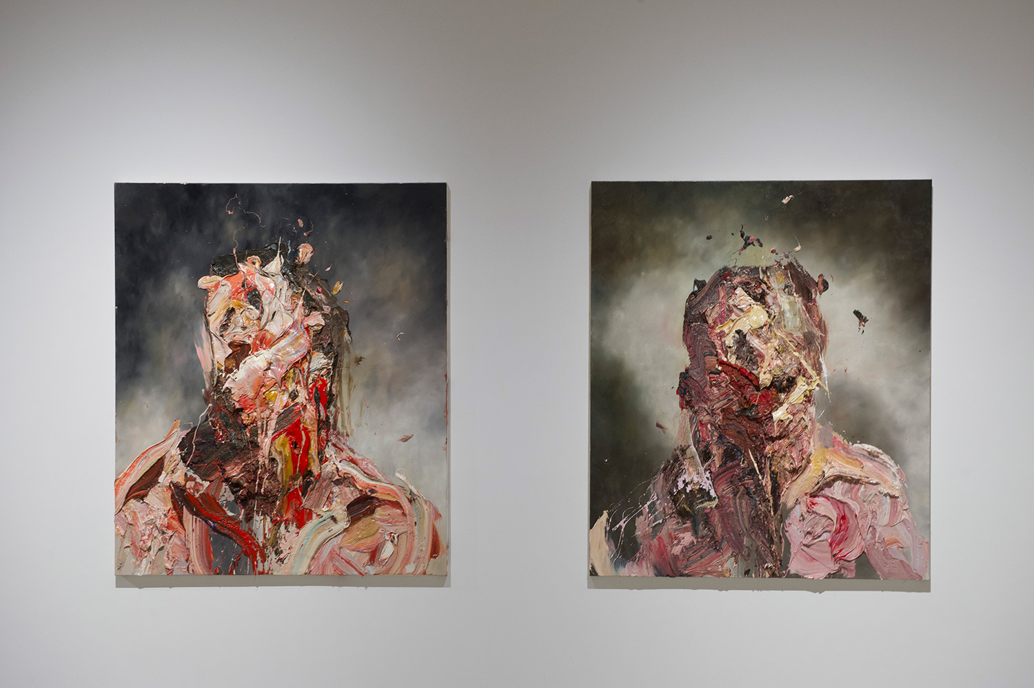 Antony Micallef - two portraits