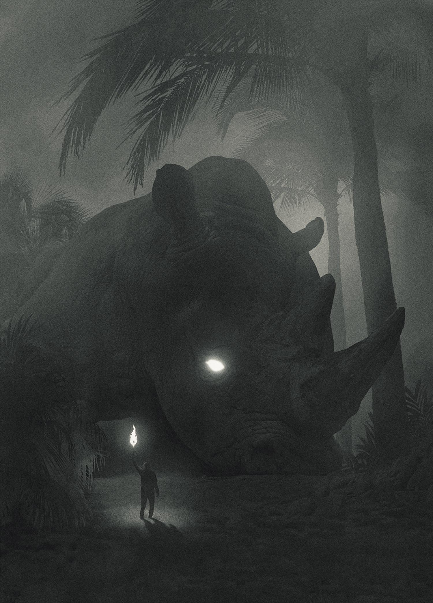 Dawid Planeta - Face of Fear