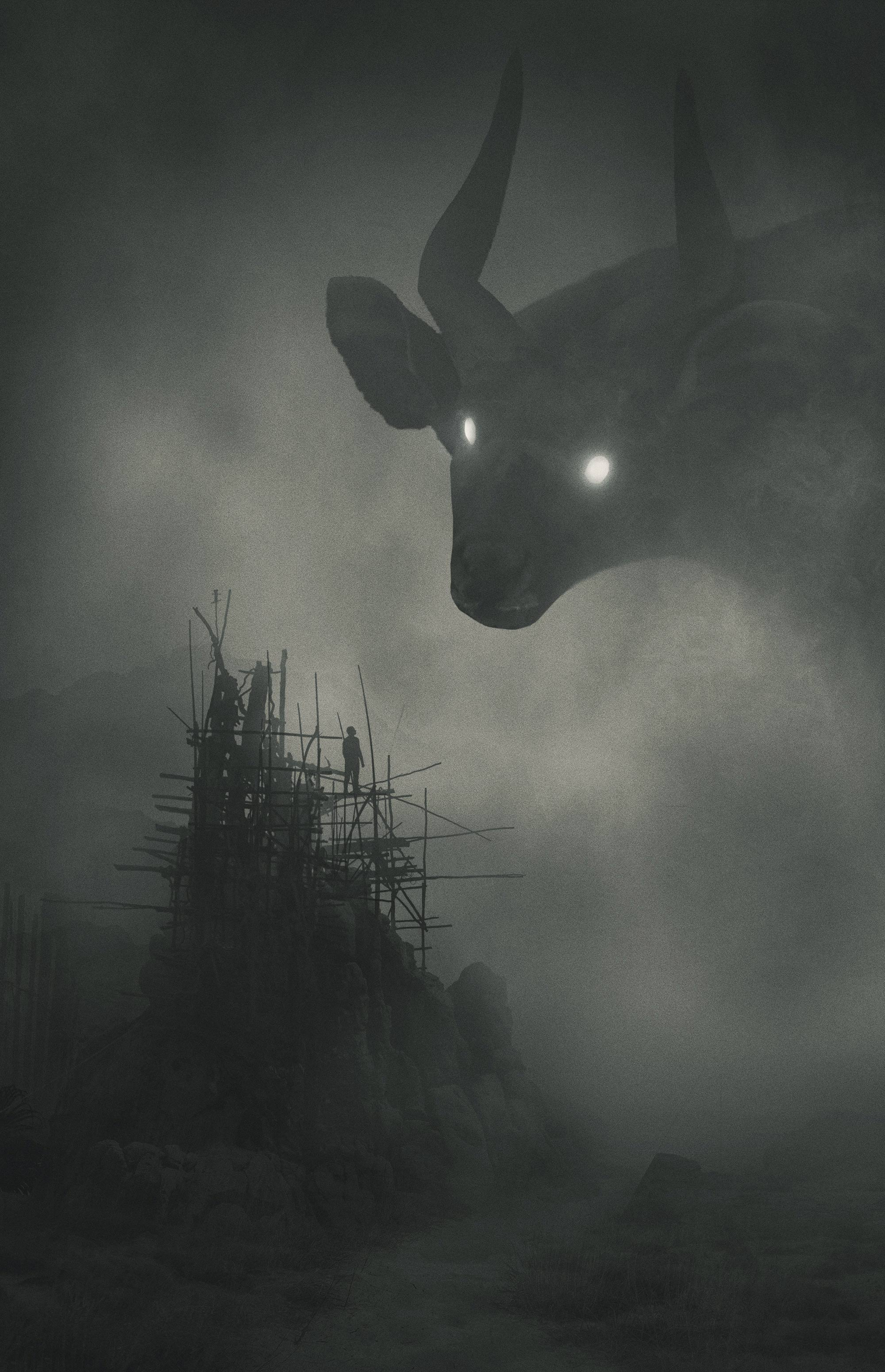 Returning to the Jungle: The Artwork of Dawid Planeta