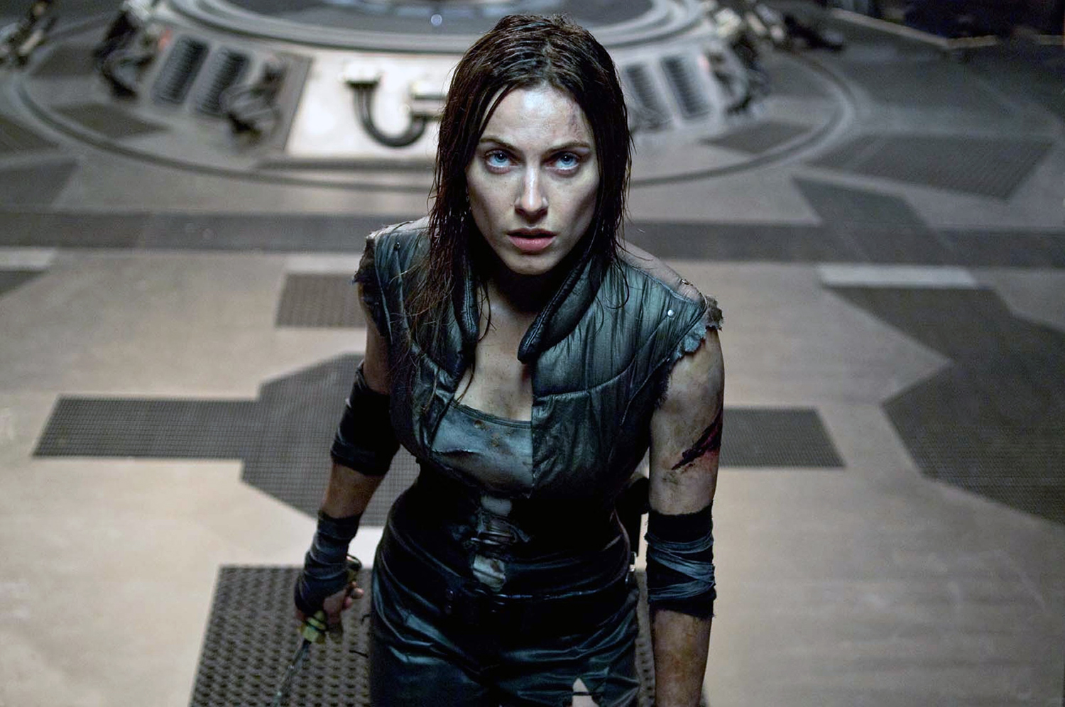 Cosmic Horror Movies - Pandorum character