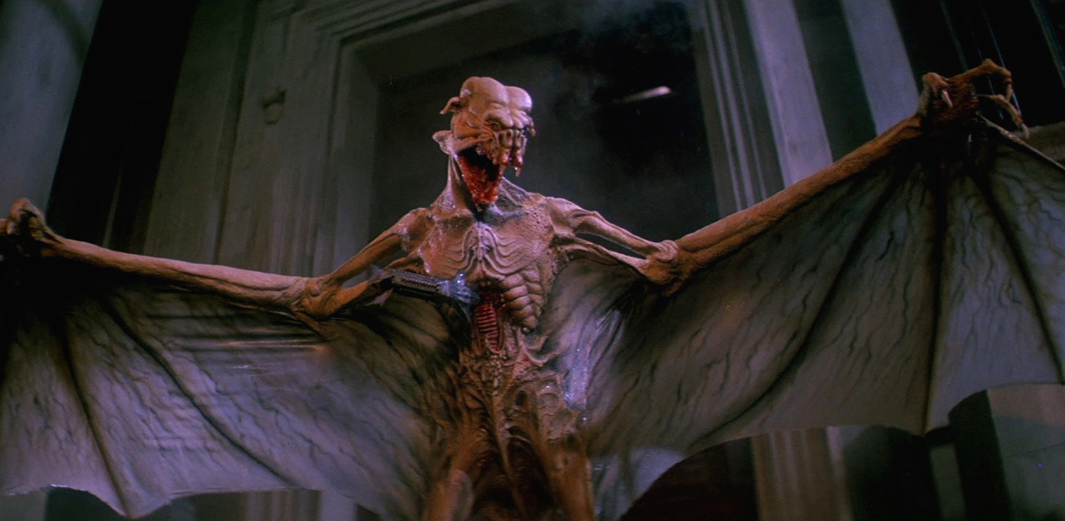 Cosmic Horror Movies, Lifeforce - monster