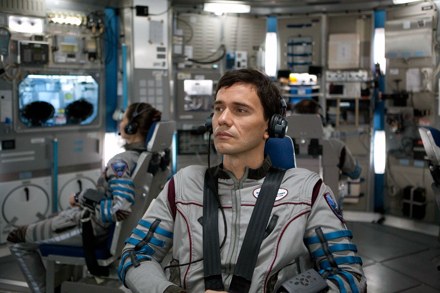 Cosmic Horror Movies, Europa Report, man