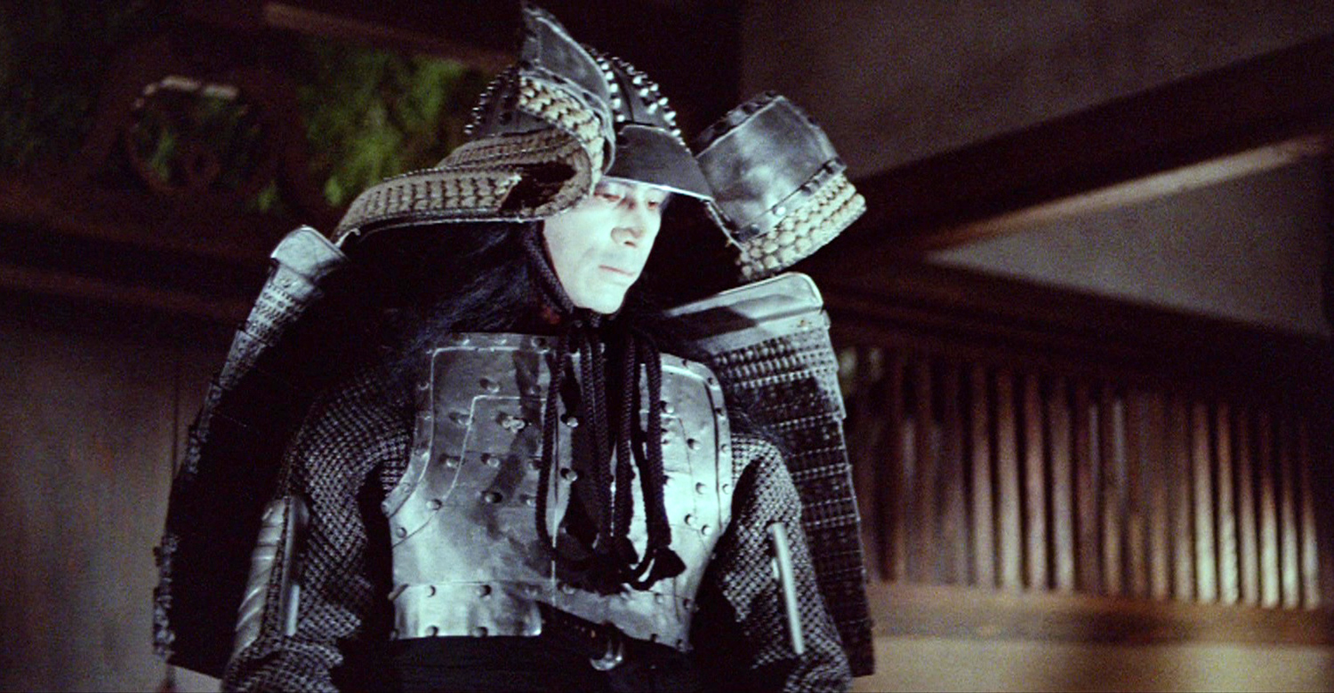 Cosmic Horror Movies - Kwaidan samurai