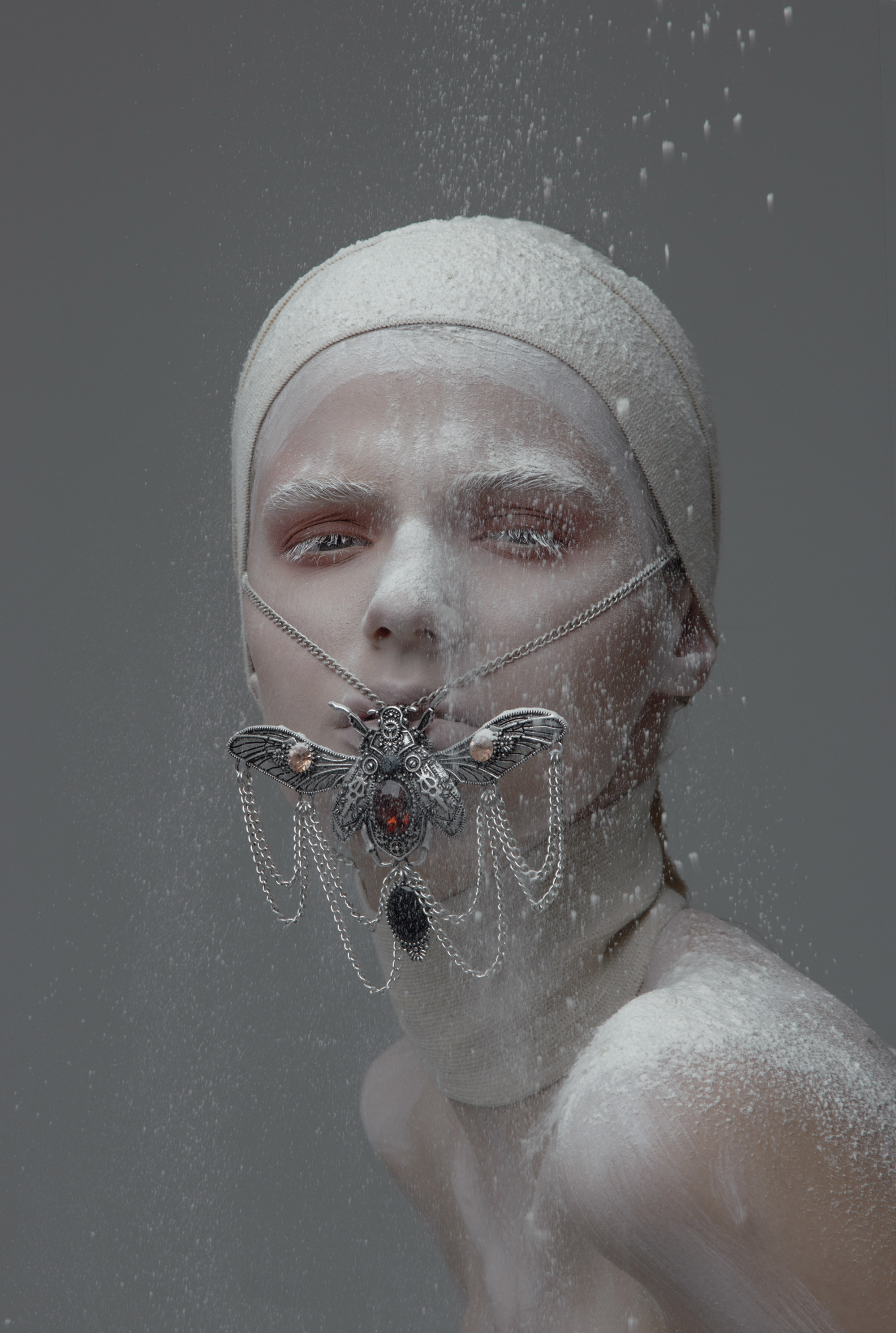 Ilona D. Veresk - The Mist - jewelry