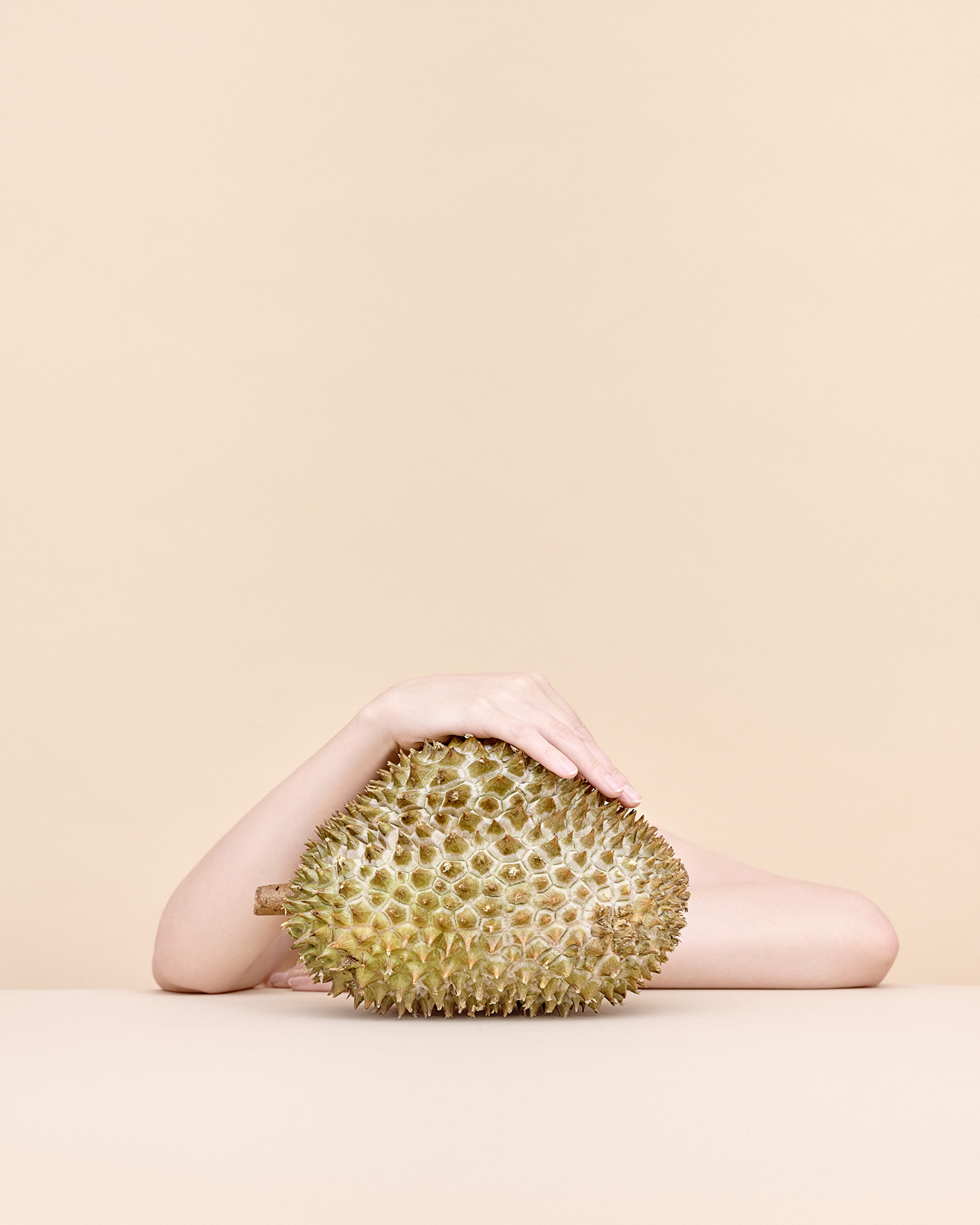 Kristina Varaksina - Anonymous - spiky fruit