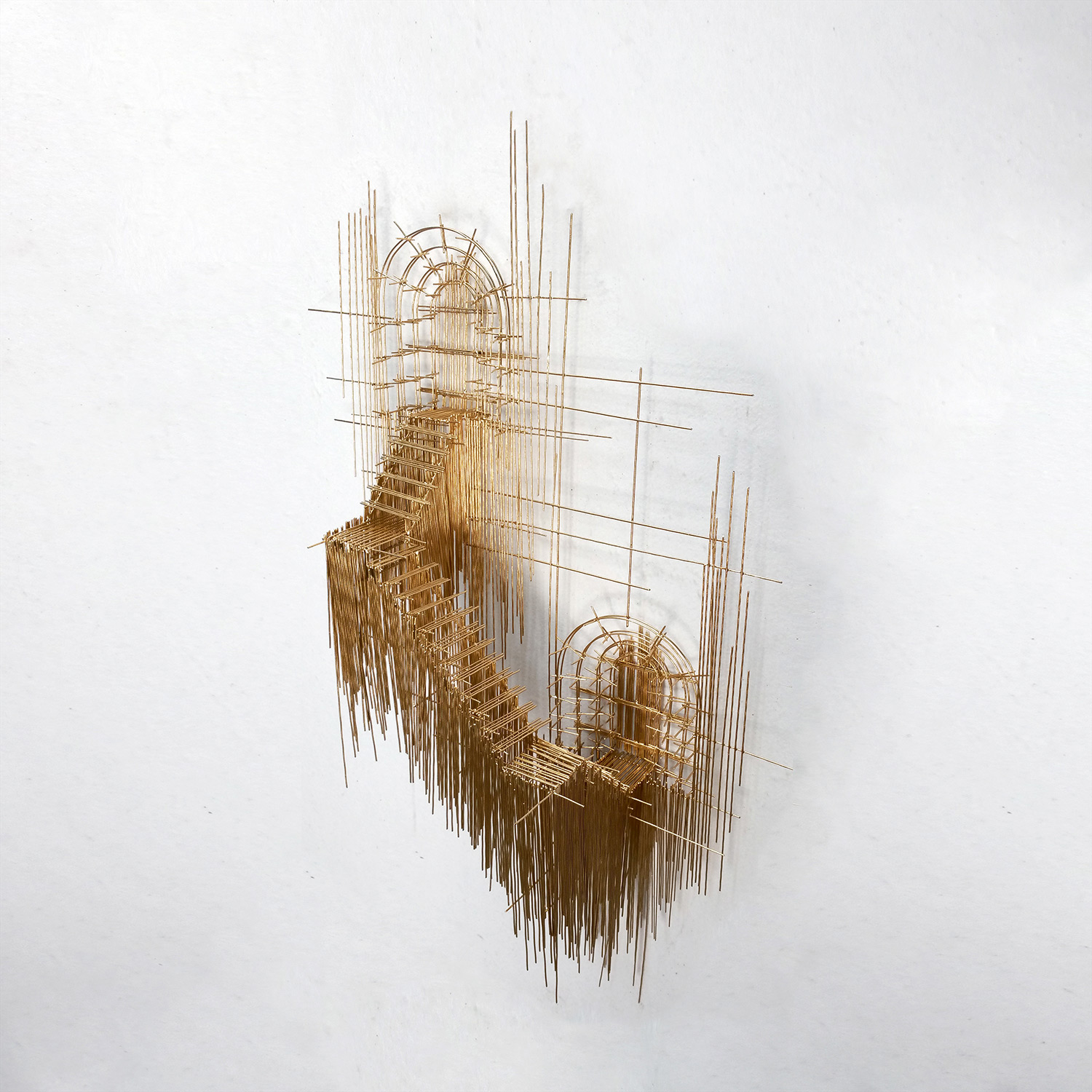 David Moreno - obra nueva sculpture