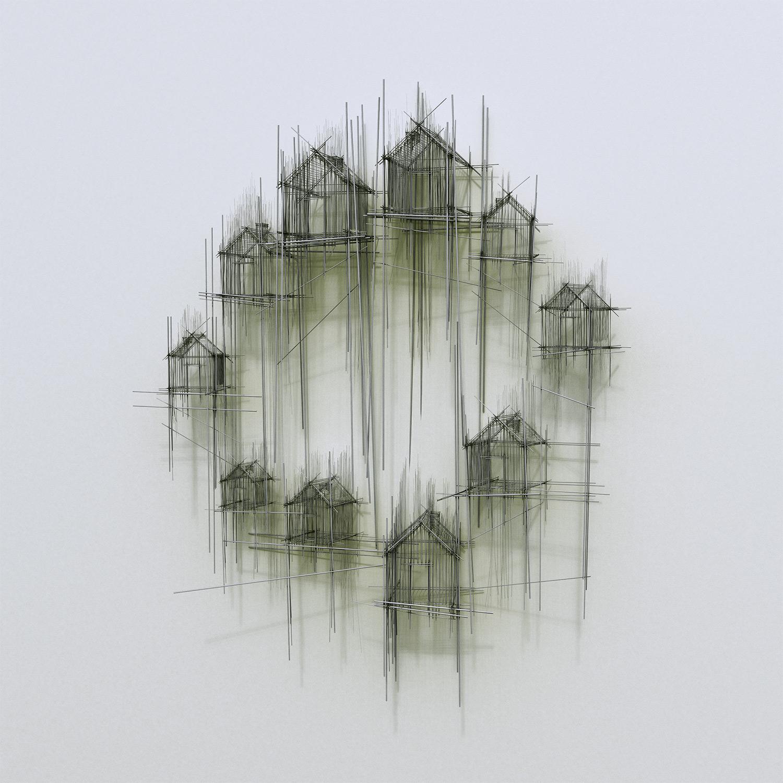 David Moreno - 3D Sketch circle
