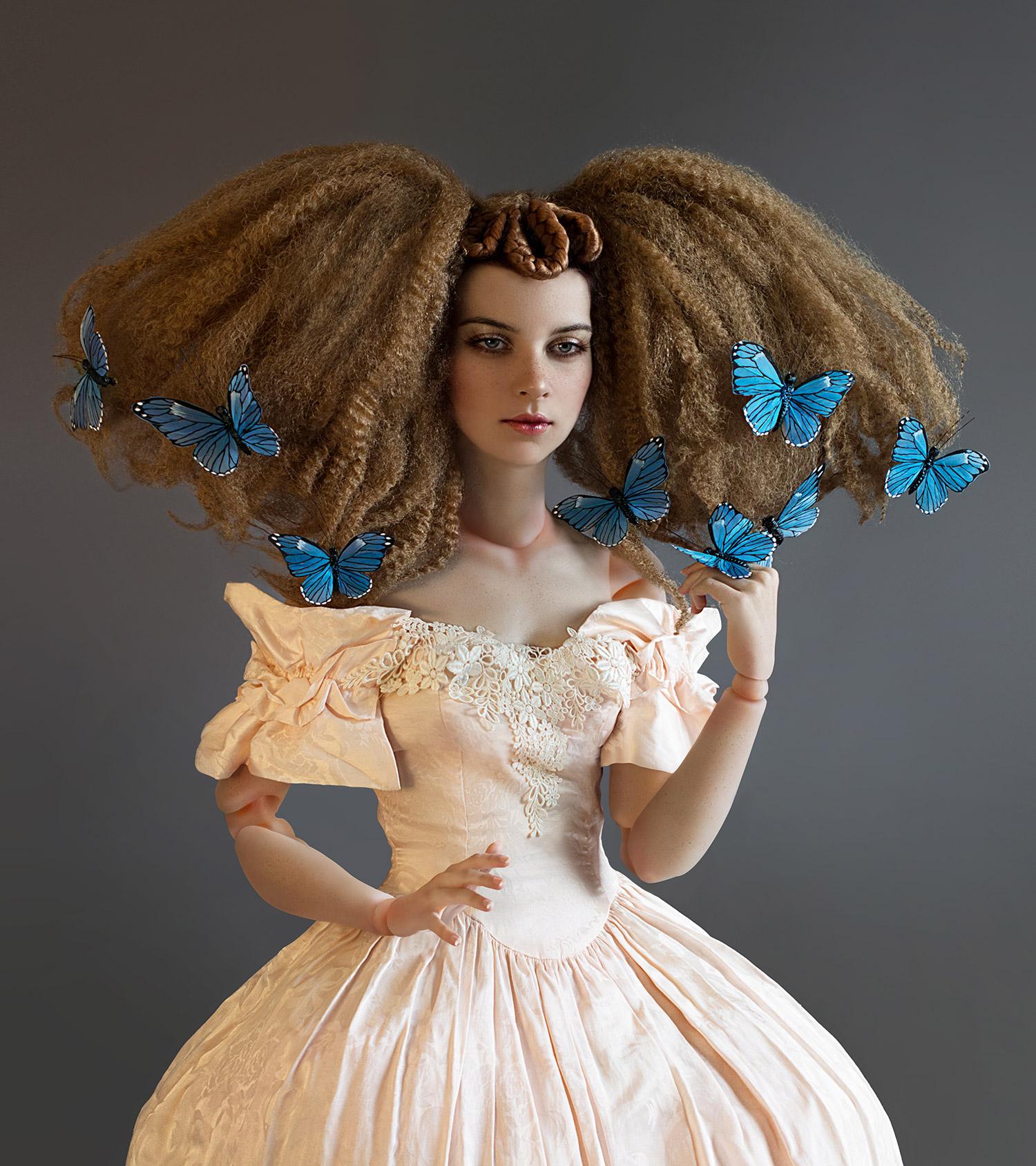 Delphine Celcig - Doll - Porcelain