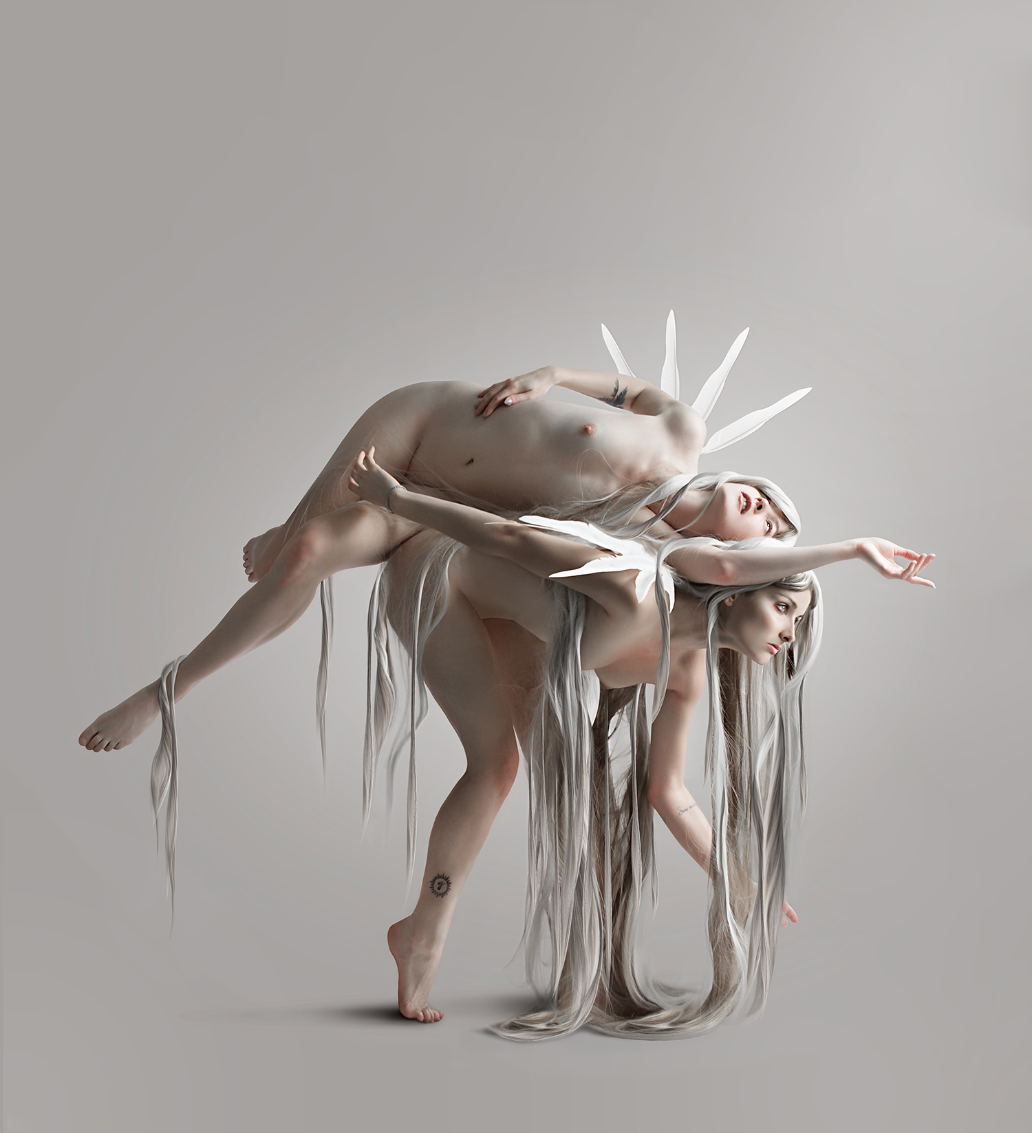 Delphine Celcig - Fallen Angels - Equilibrium
