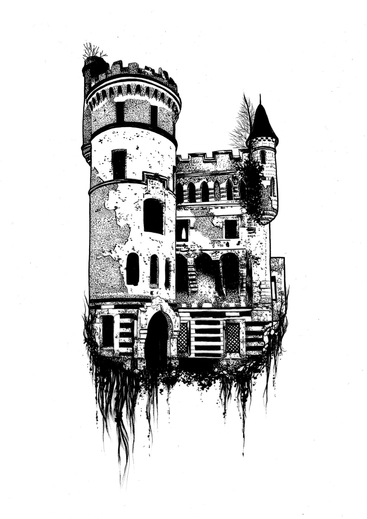 El Nigro - castle