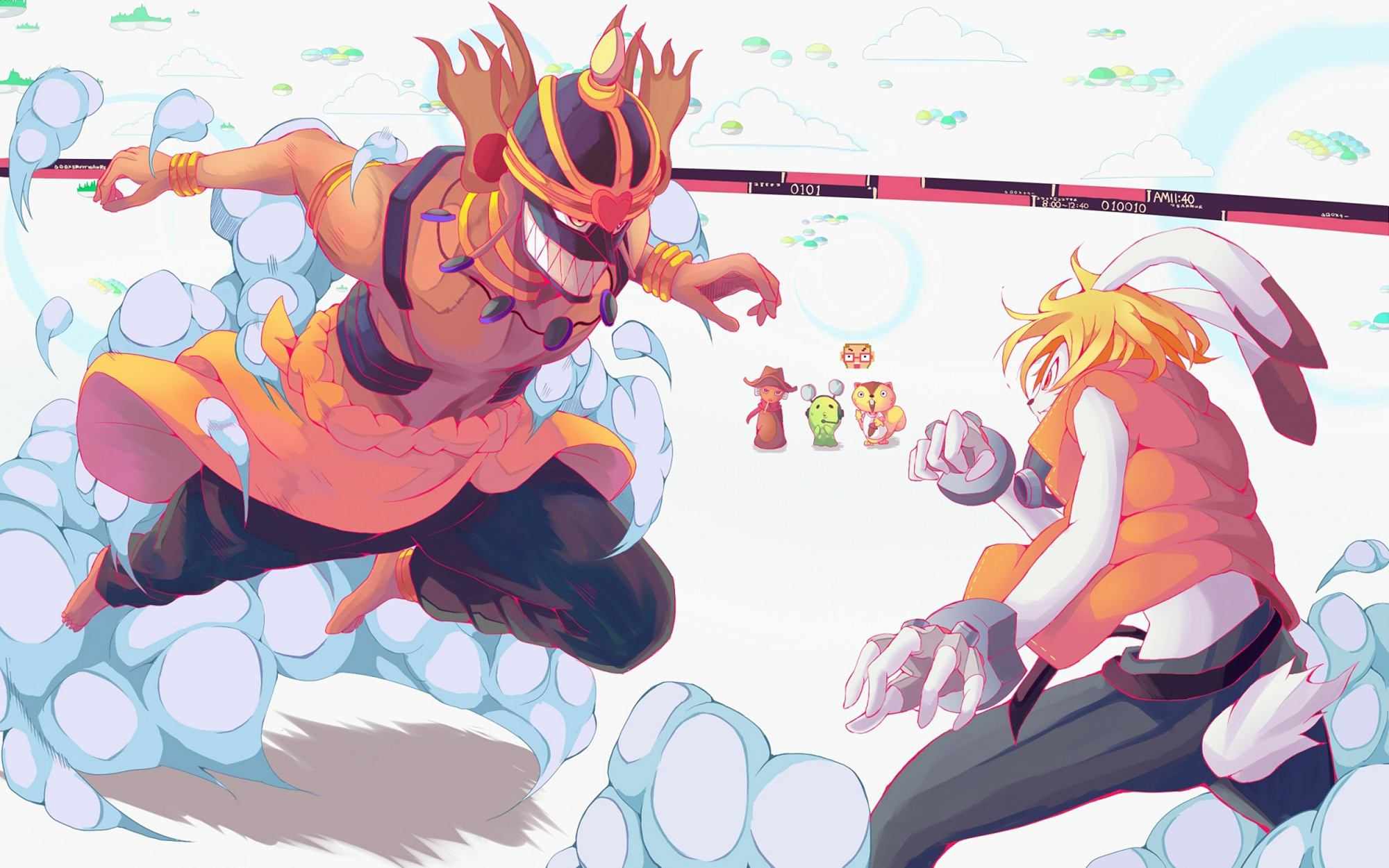 battle time! Summer Wars