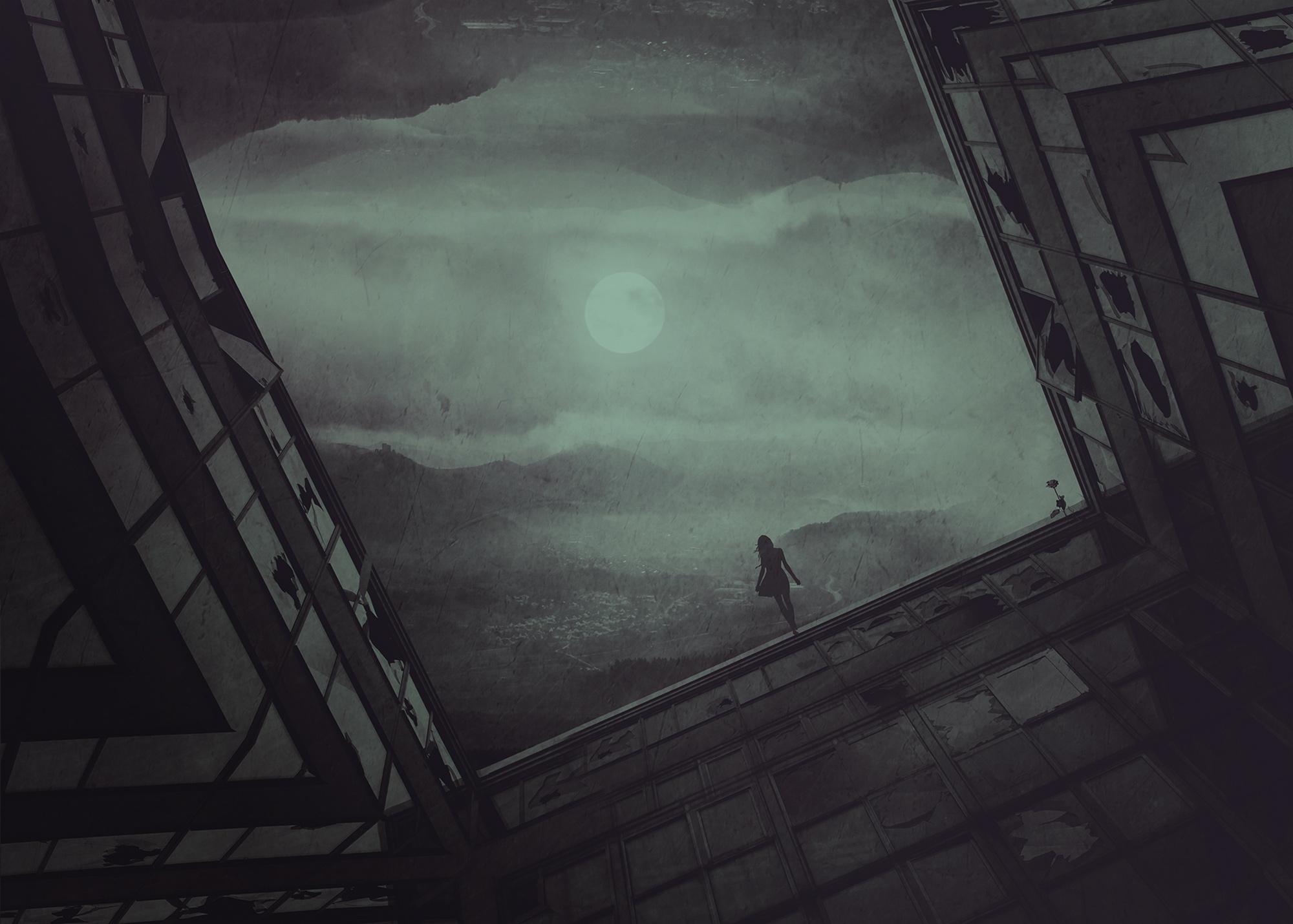From Darkness to Light: Digital Art by Mohamed Medo