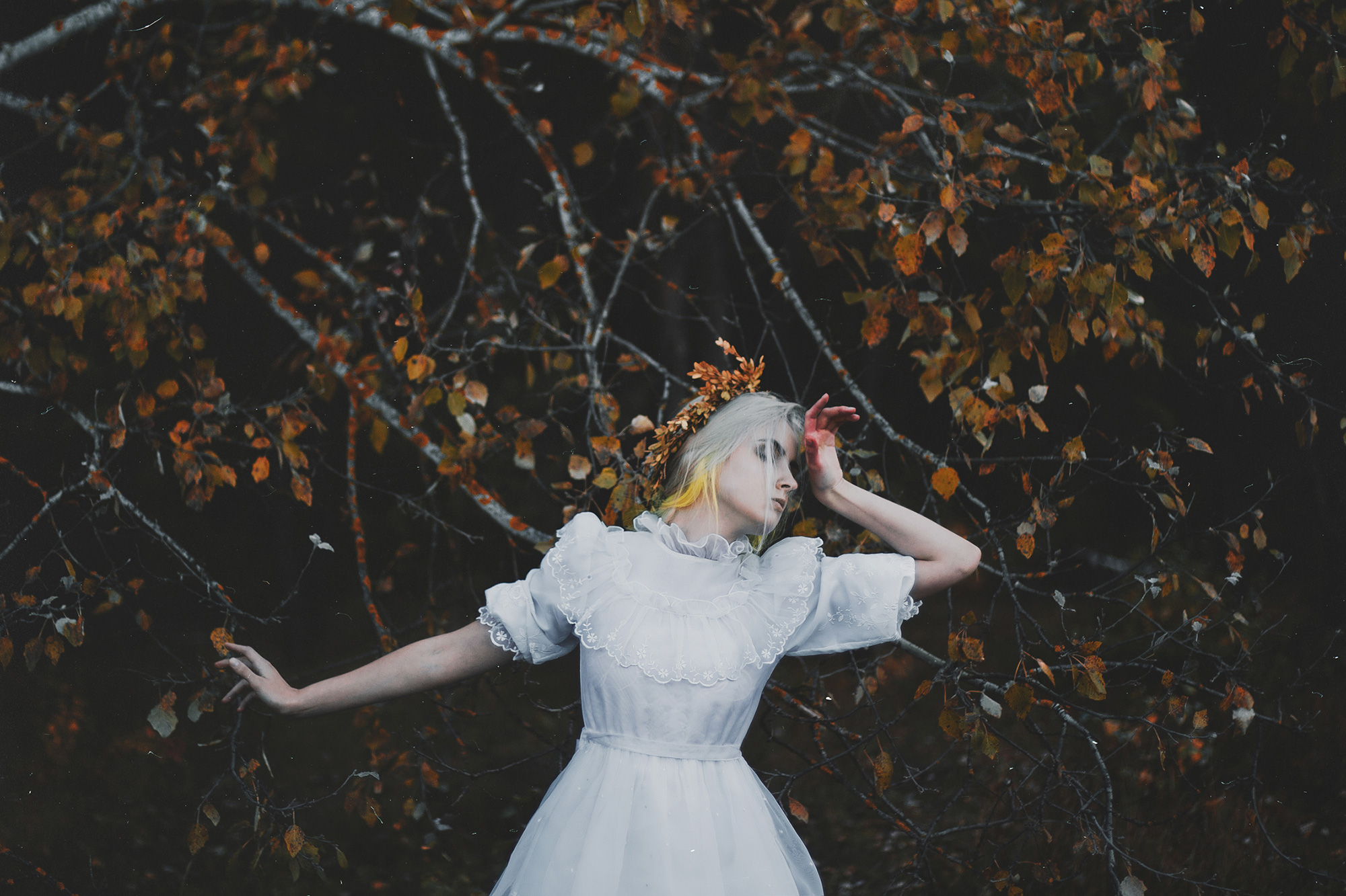 Aesthetics of Melancholy: Poetic Photography by Natalia Drepina