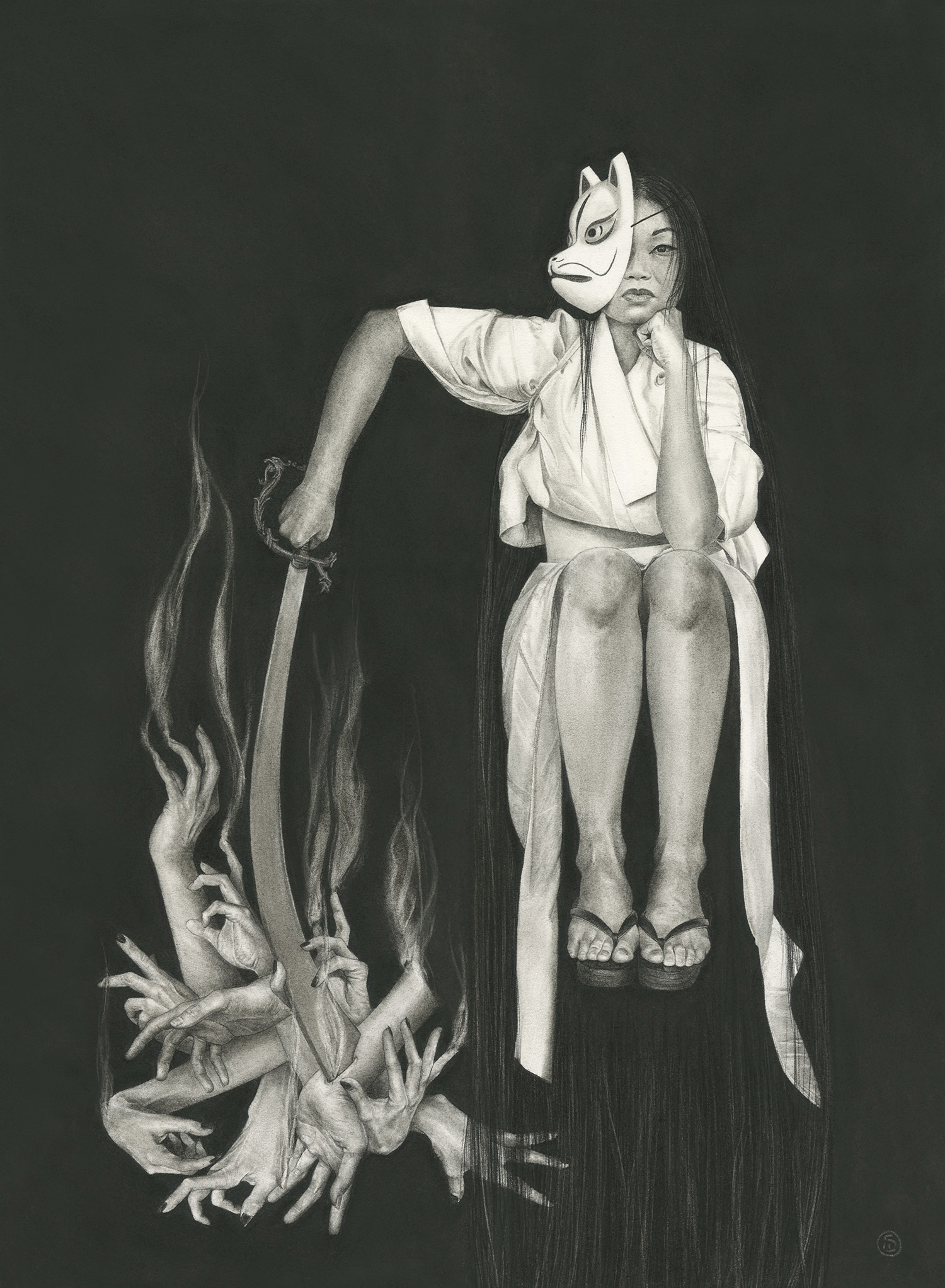 Stephanie Inagaki - Razing Disembodied Souls