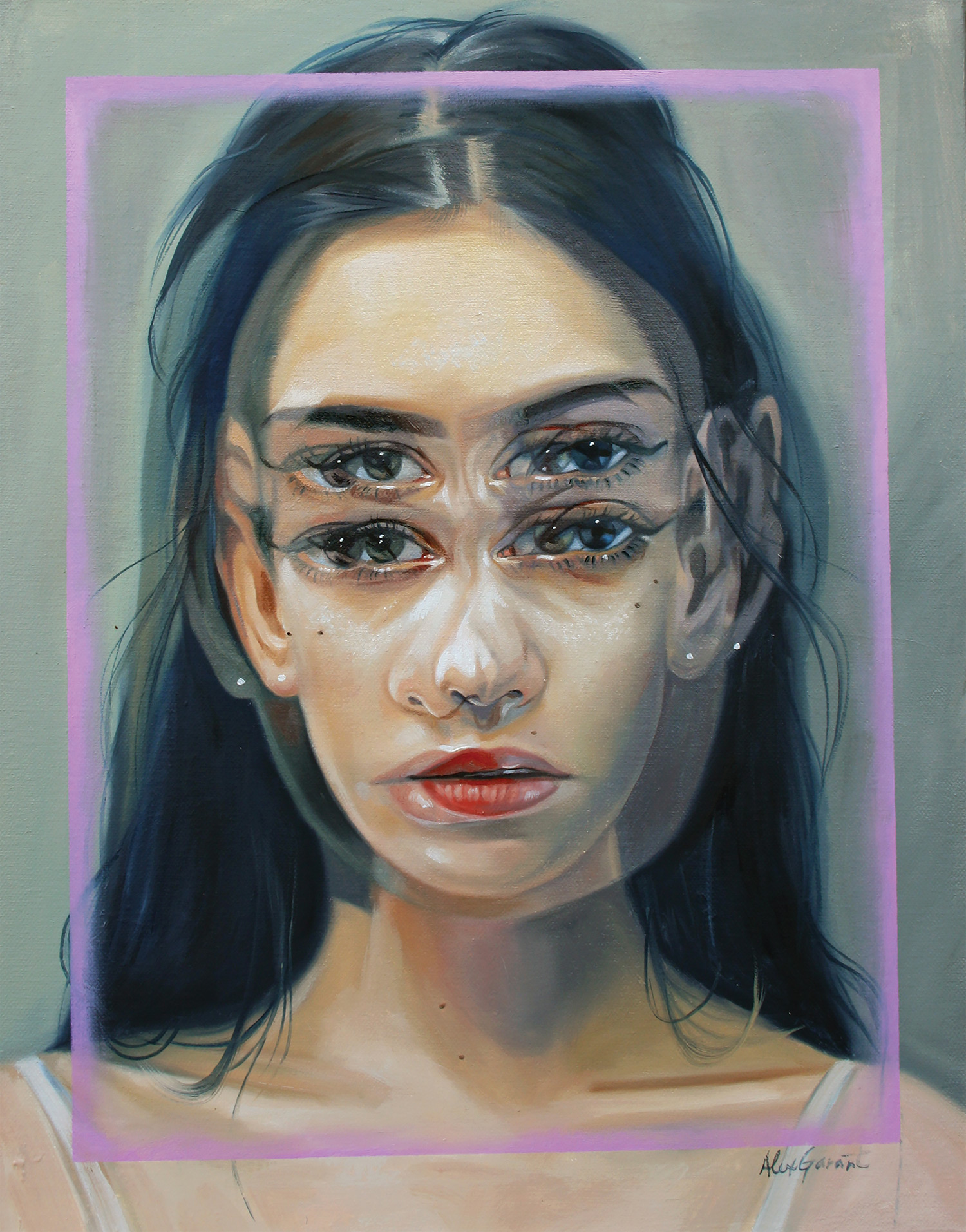 Alex Garant - Myself Regretfully