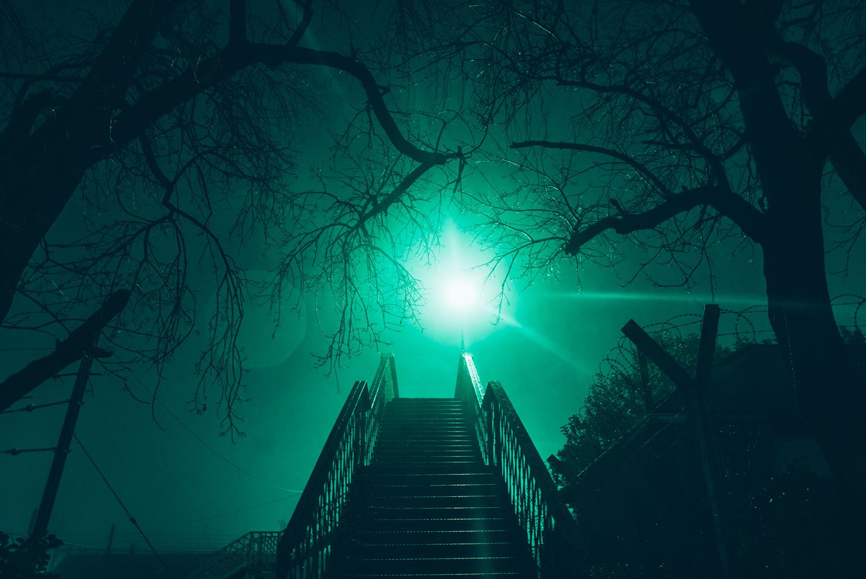 Elsa Bleda - Nottingham Road - stairs