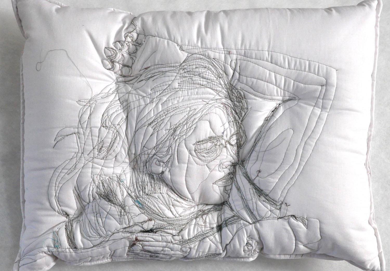 Embroidery by Maryam Ashkanian