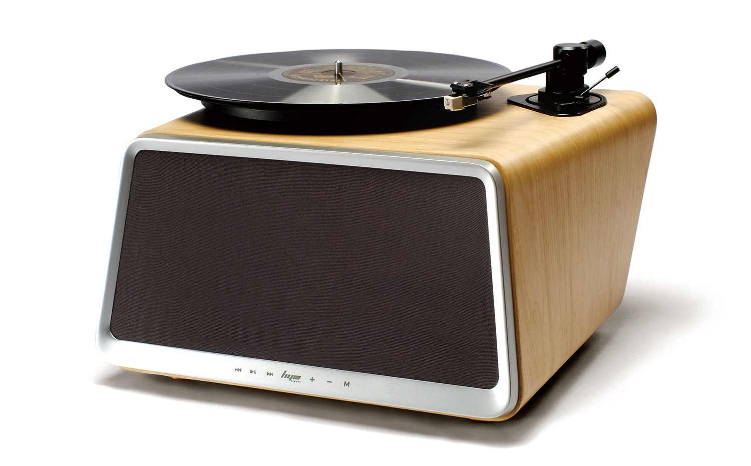 HYM Seed Turntable Speaker by Lin Huanmin - HYM Originals