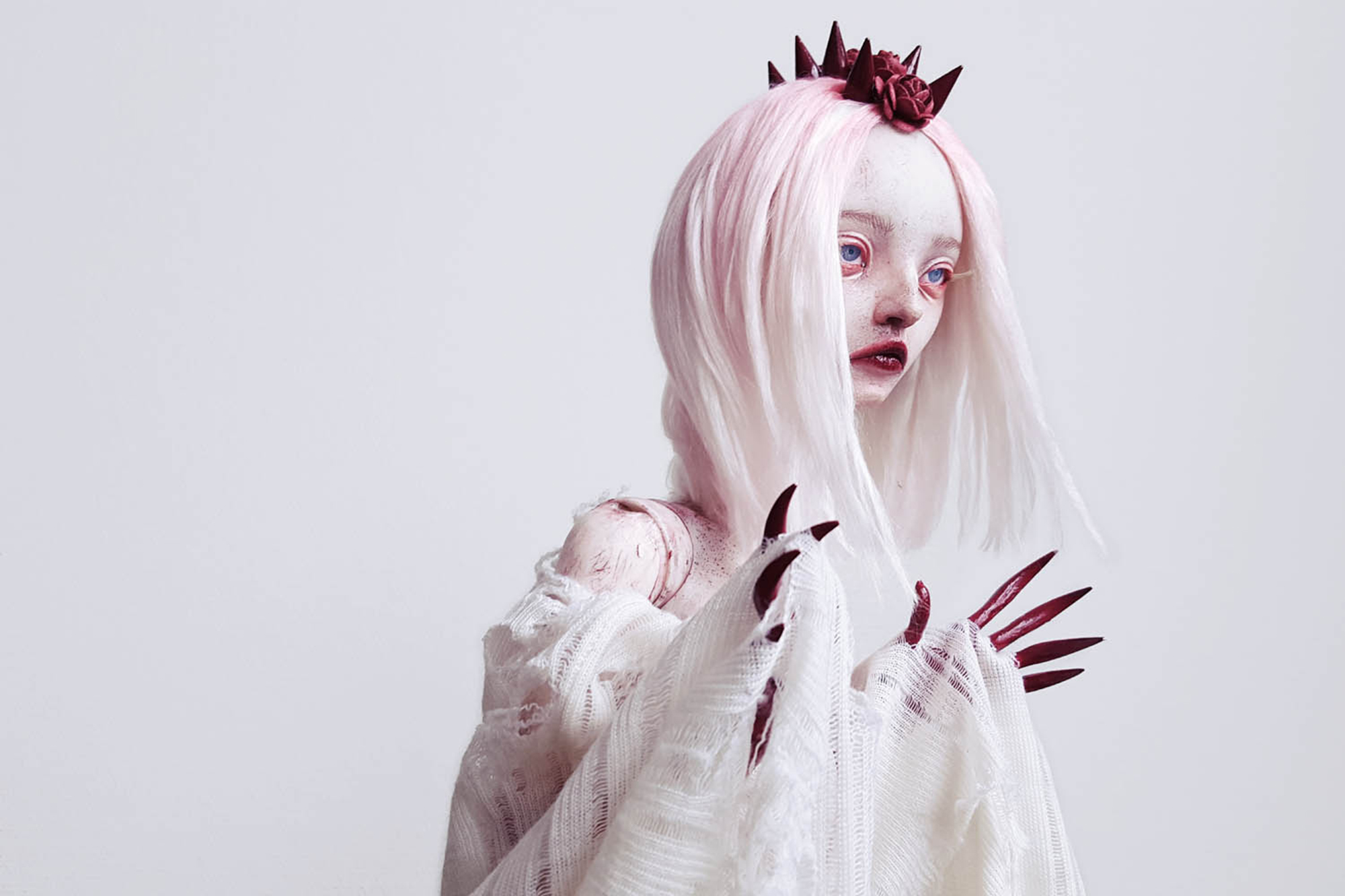 Fear, Beauty, and the Abject: Handcrafted Art Dolls by Emilie Steele