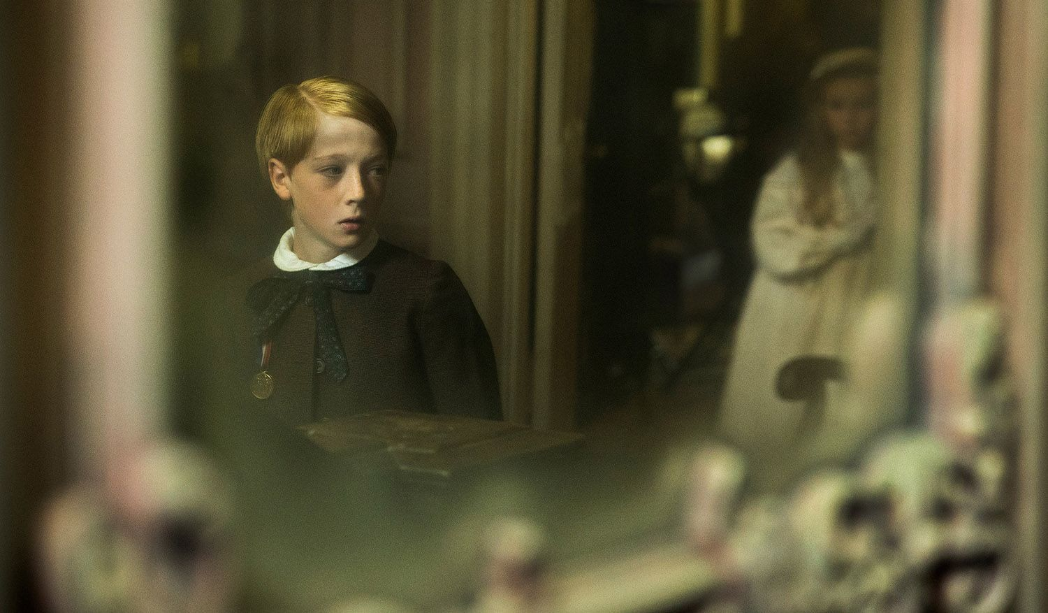 film still from the little stranger