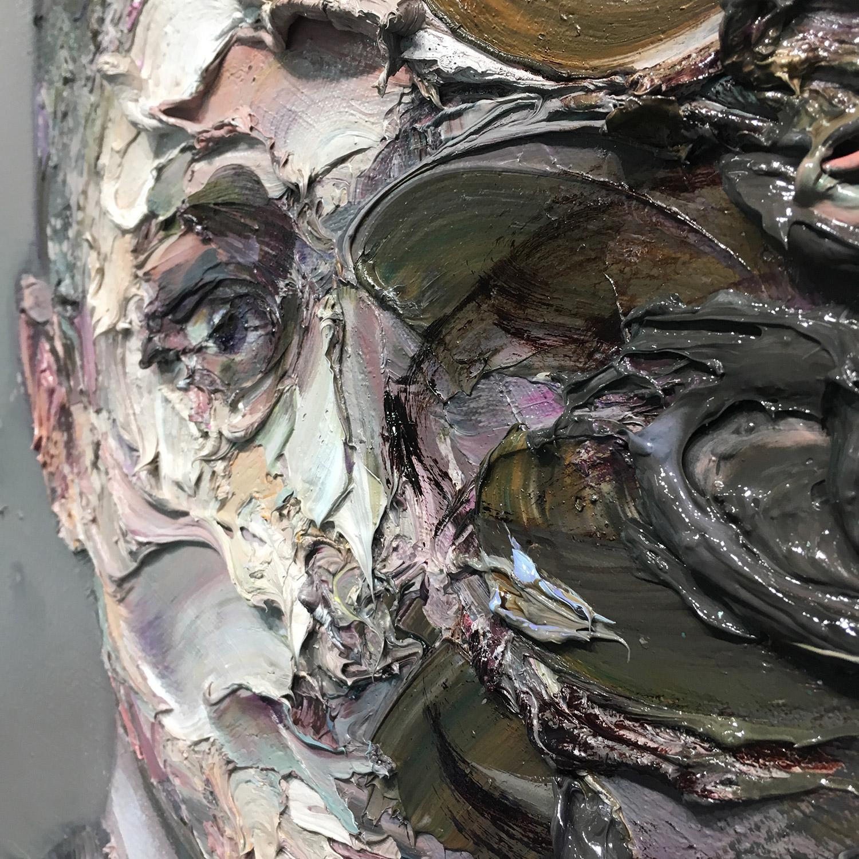 Mathieu Laca - Franz Kafka detail