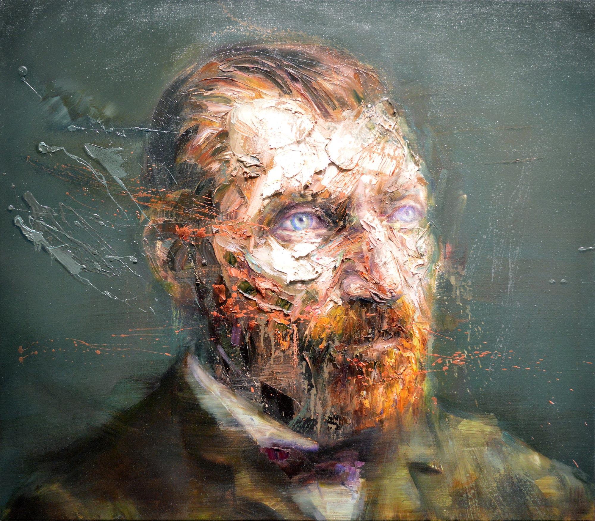 Mathieu Laca - Vincent Van Gogh
