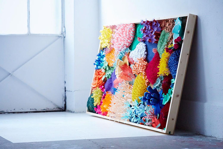 coralium, full paper art