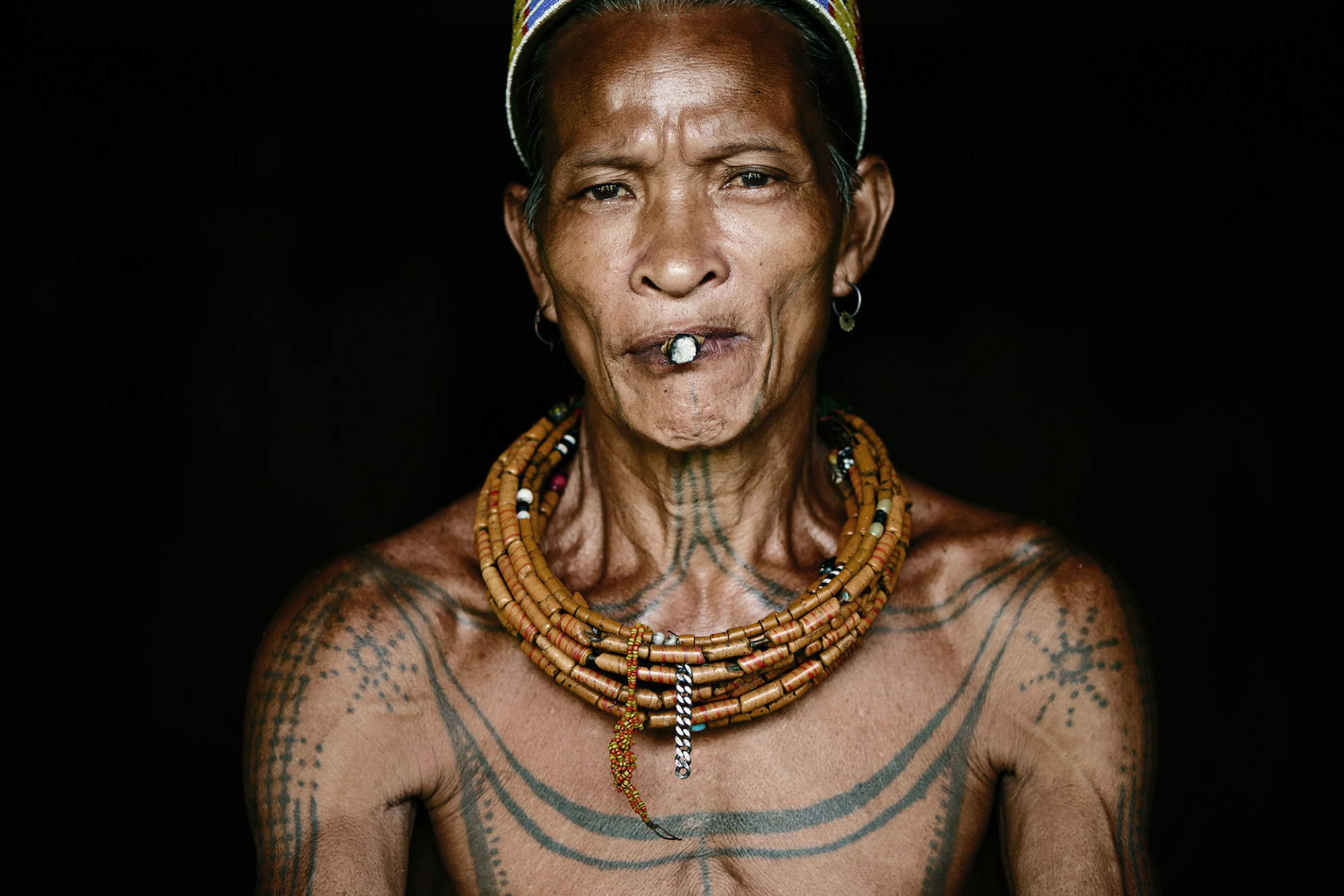 Powerful Portraits of People from Unique Cultures by Adam Koziol
