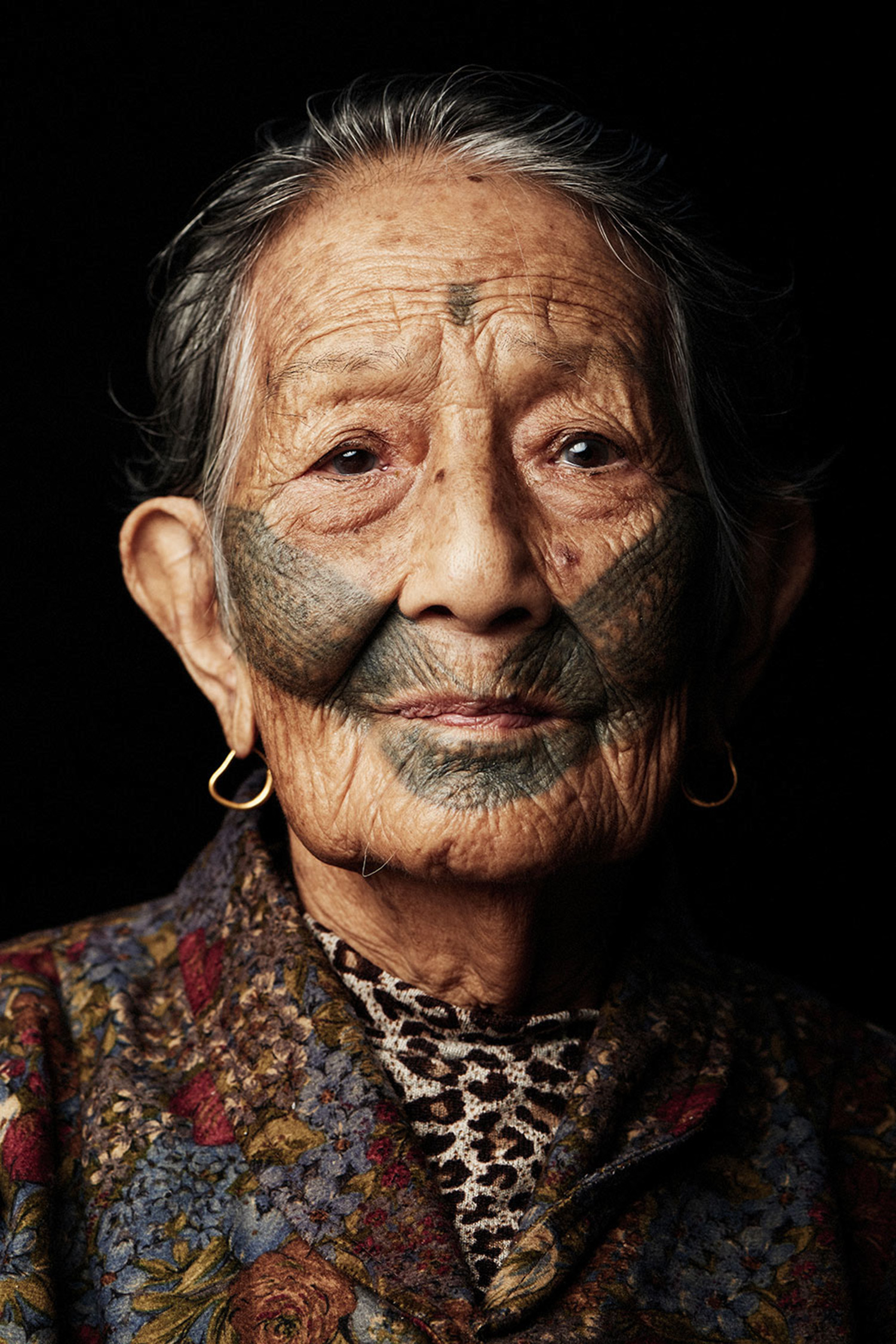 Adam Koziol - Atayal tribe, woman