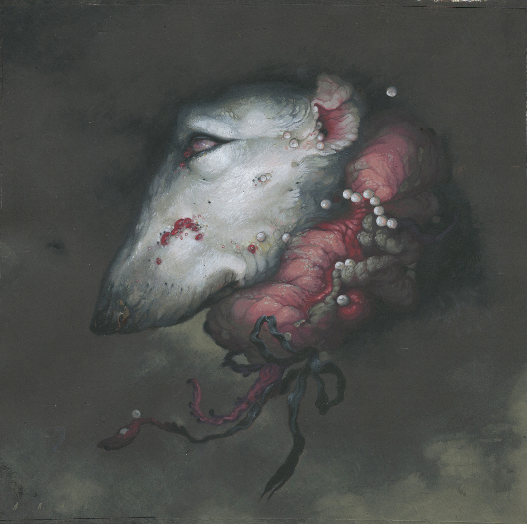 Visceral Enigmas in the Art Work of Allison Sommers