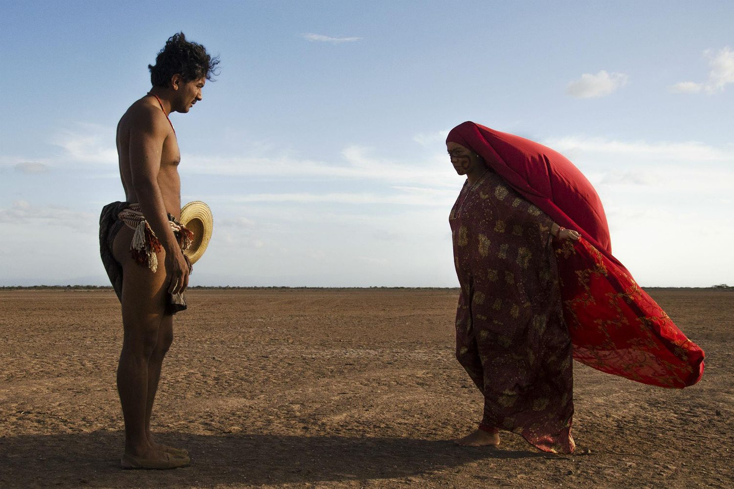 desert, birds of passage movie