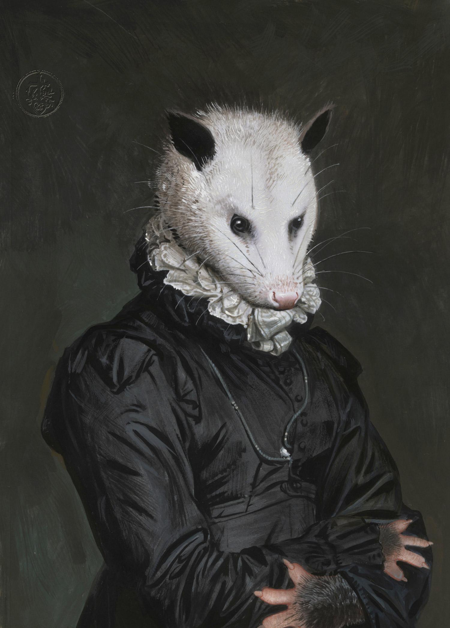 Bill Mayer - Mother Opossum