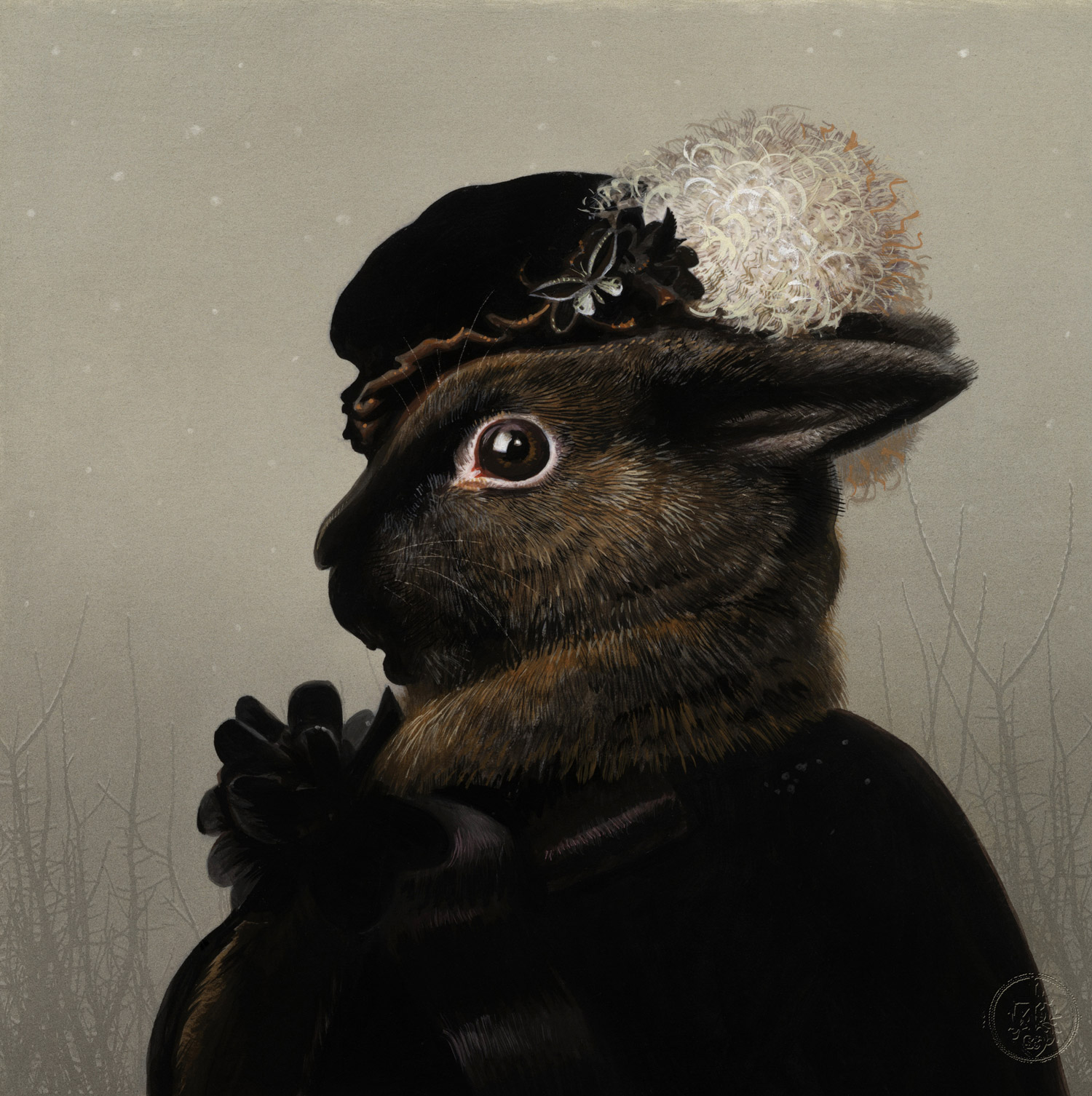 Bill Mayer - The Rabbit