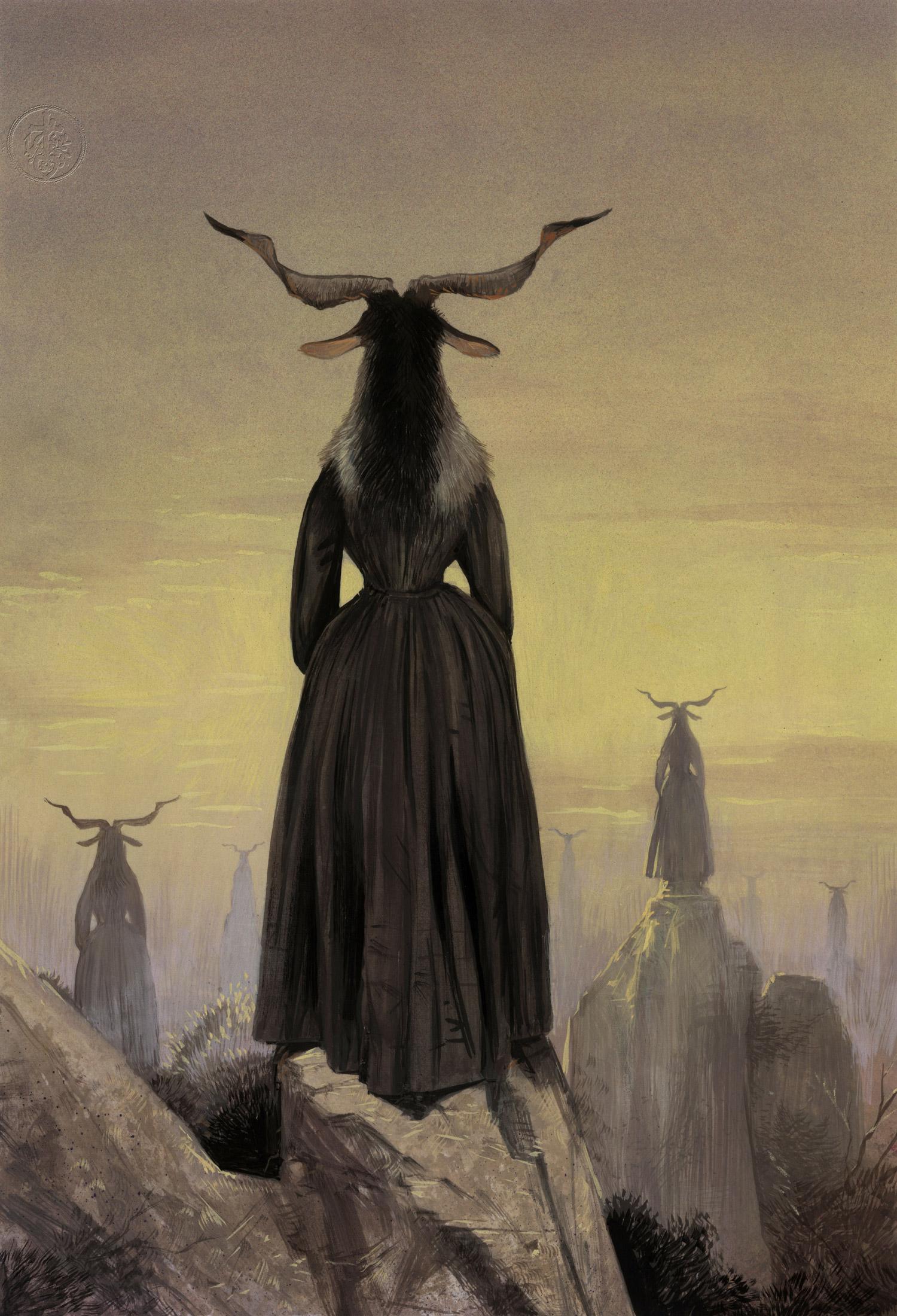 Bill Mayer - La Samhain