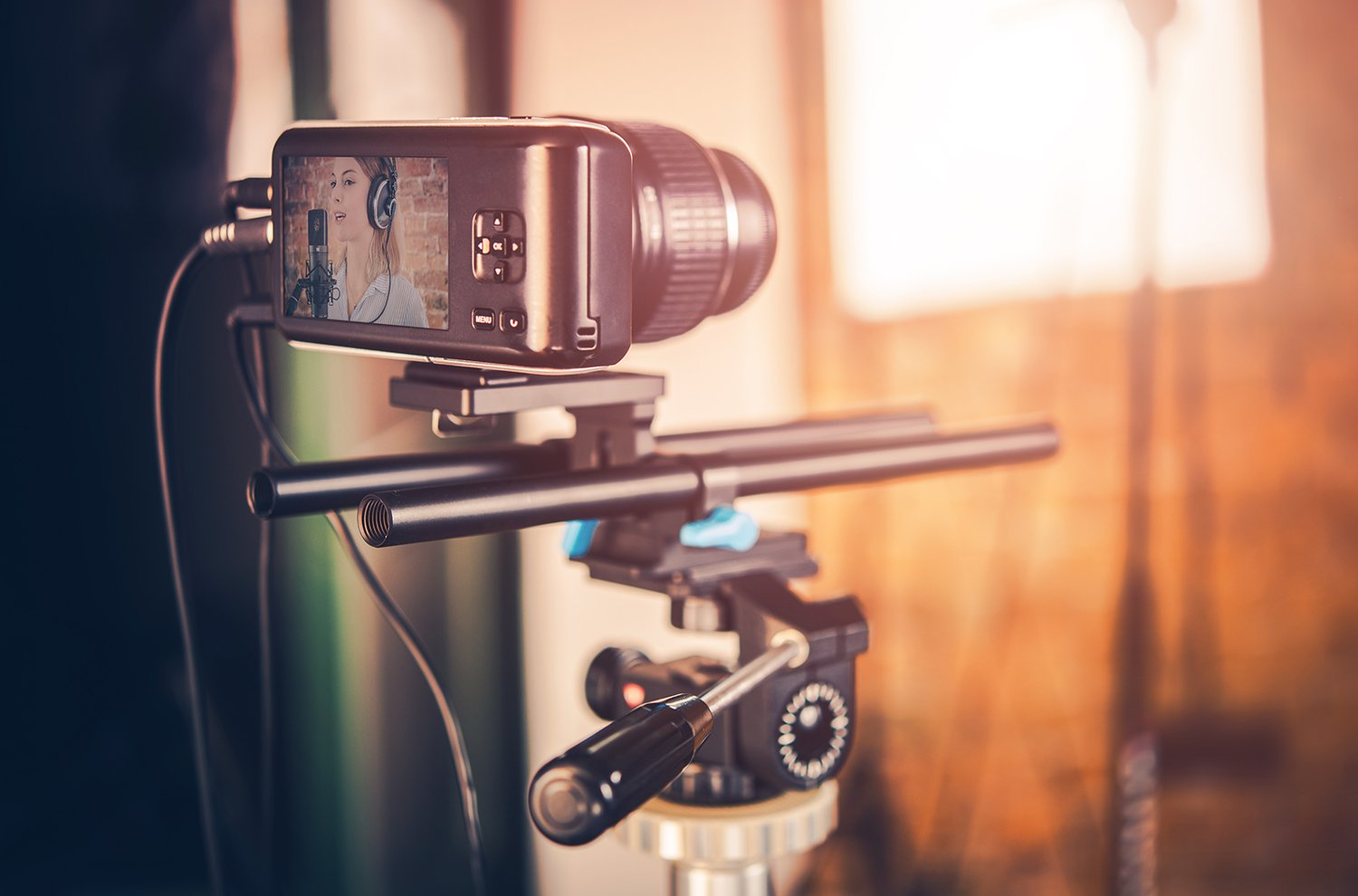 Video Equipment in Action by duallogic