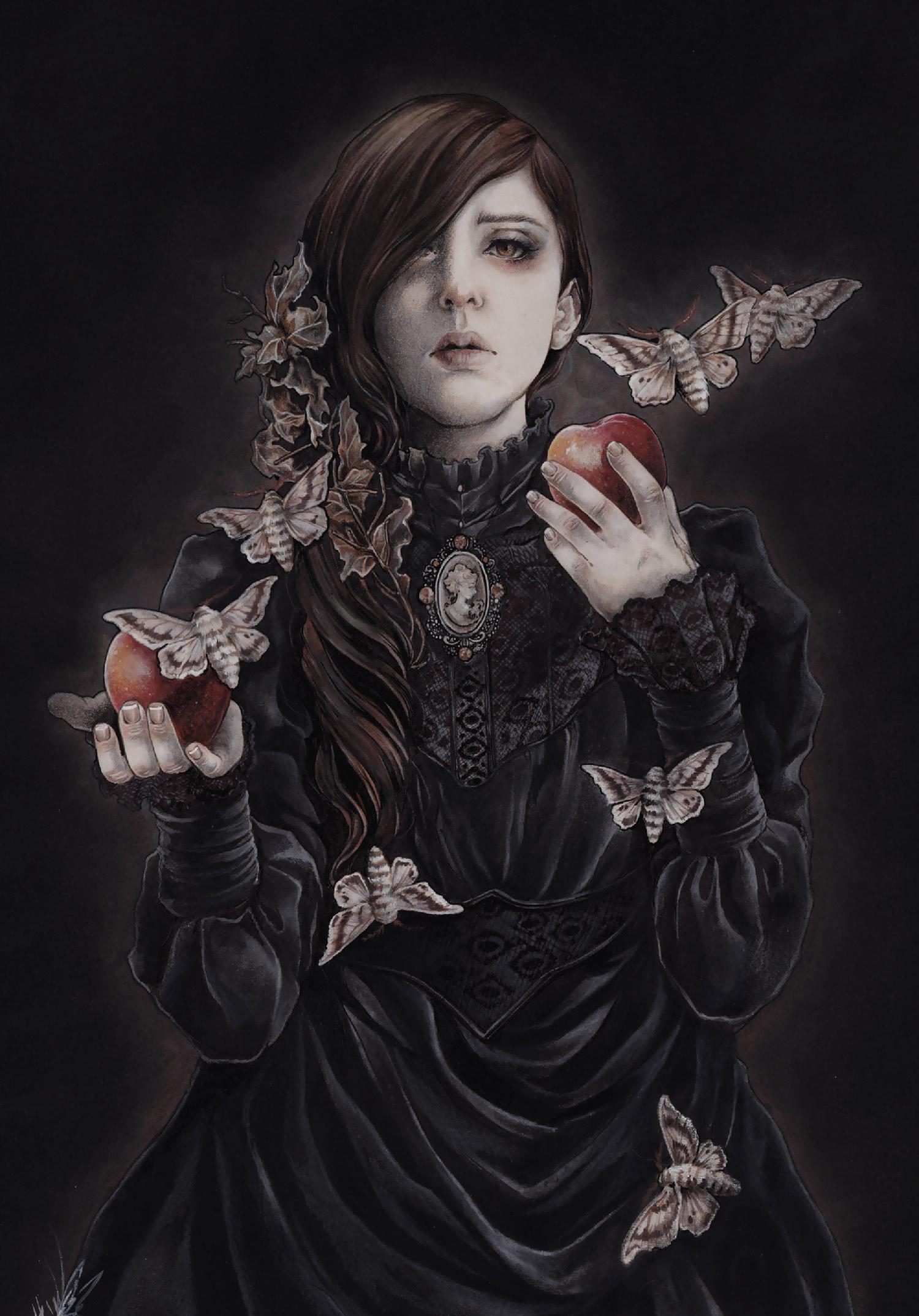 Yuriko Shirou - Retrato