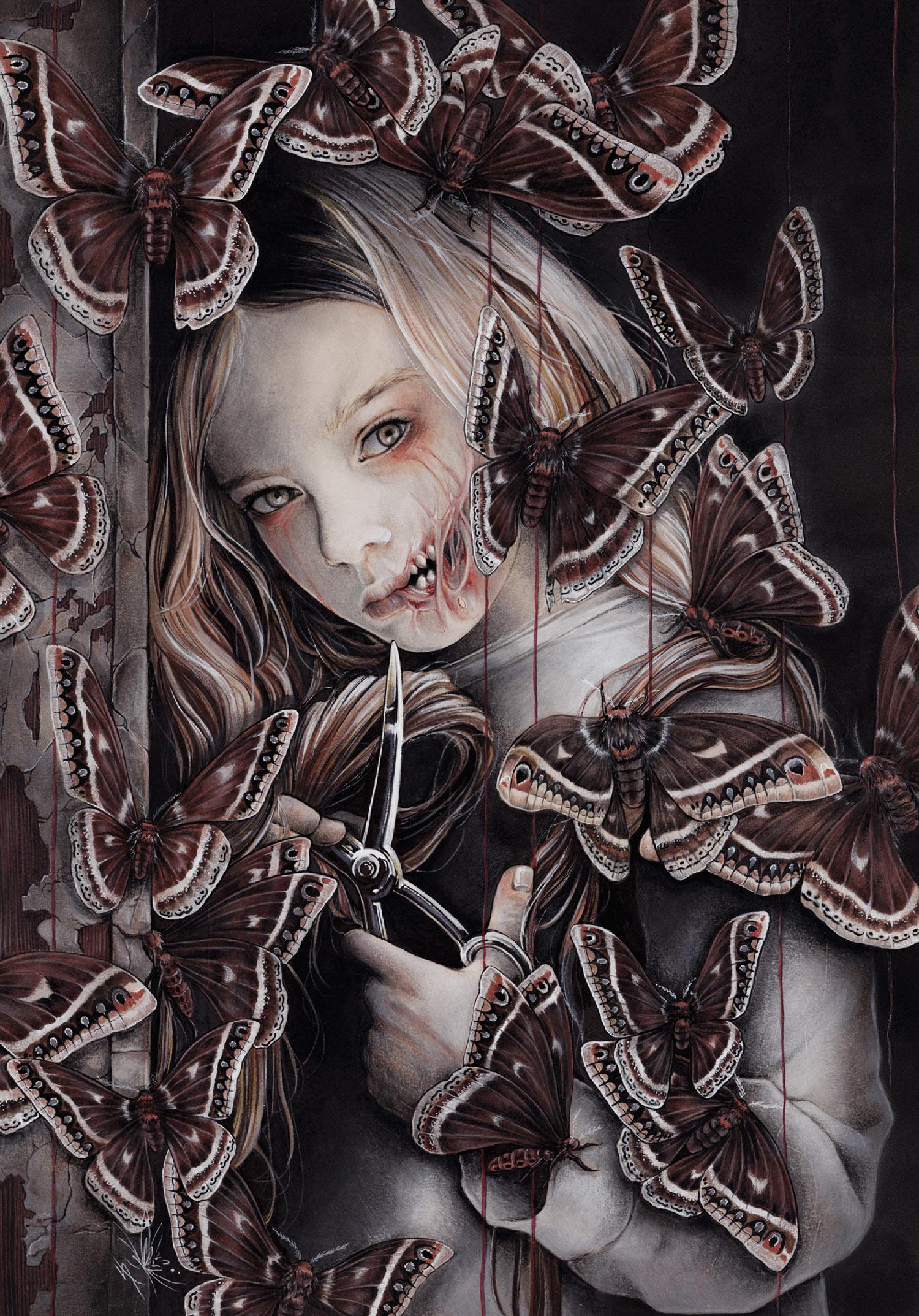 Yuriko Shirou - Olvido