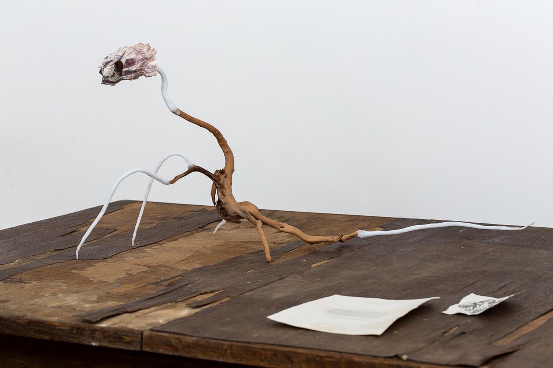 Ilya Fedotov-Fedorov, Poisons Museum, stick monster