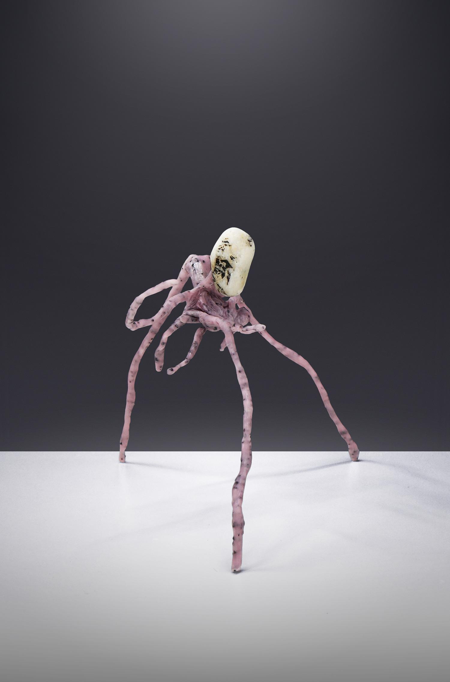 Ilya Fedotov-Fedorov, Poisons Museum, leggy creature