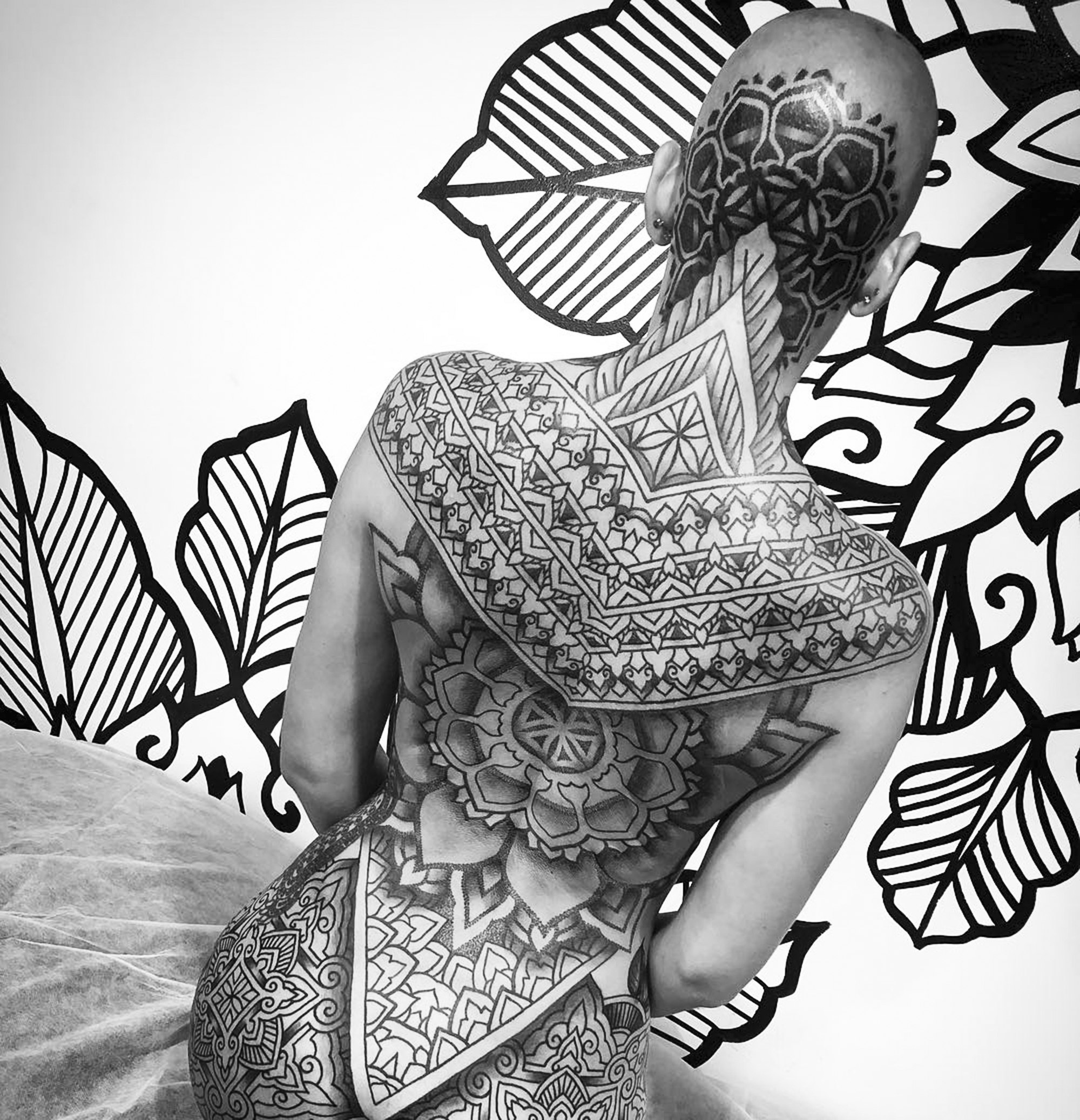 Transcending Patterns: Tattoos by Keegan Sweeney