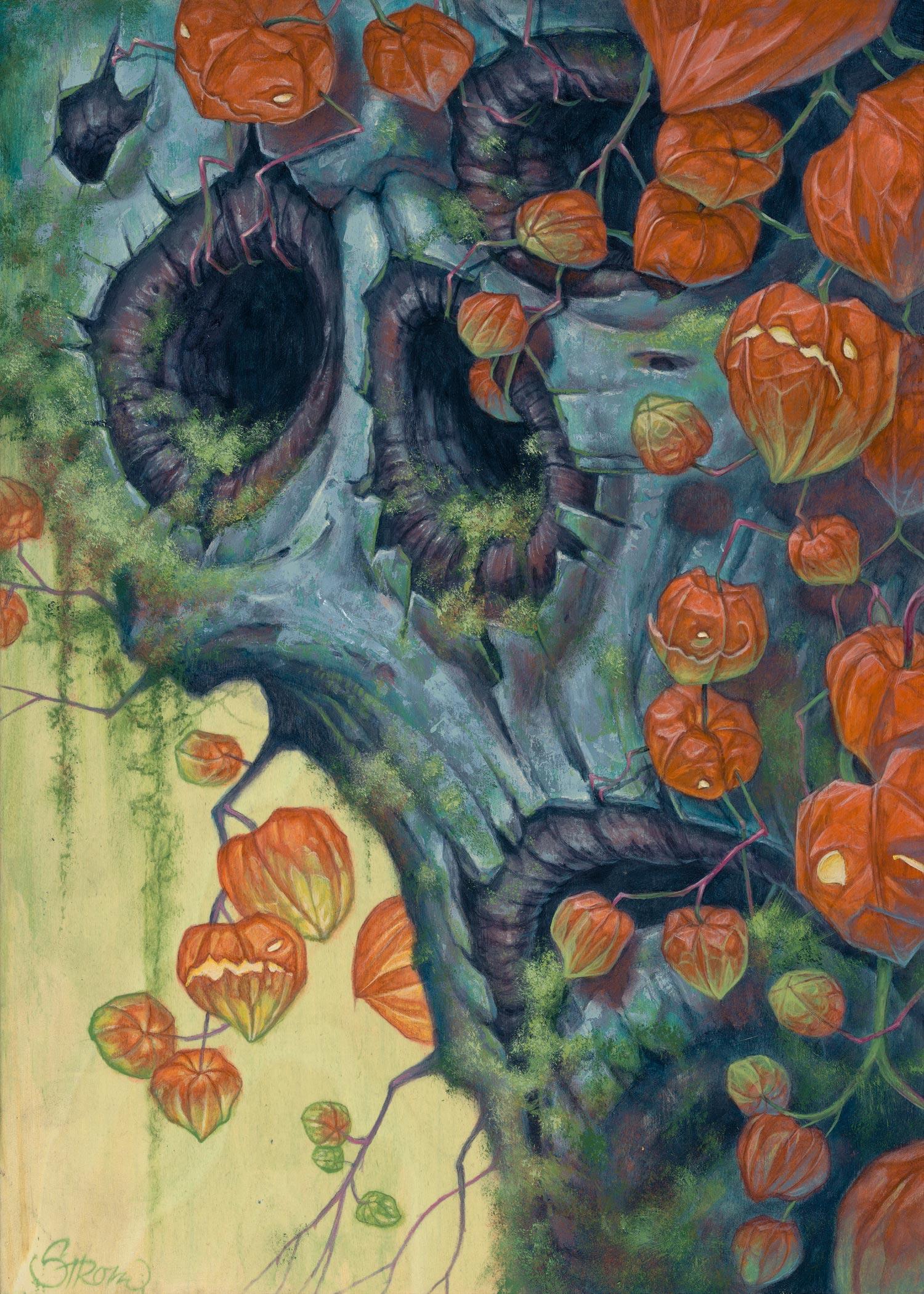 Tom Strom - Tree Skull