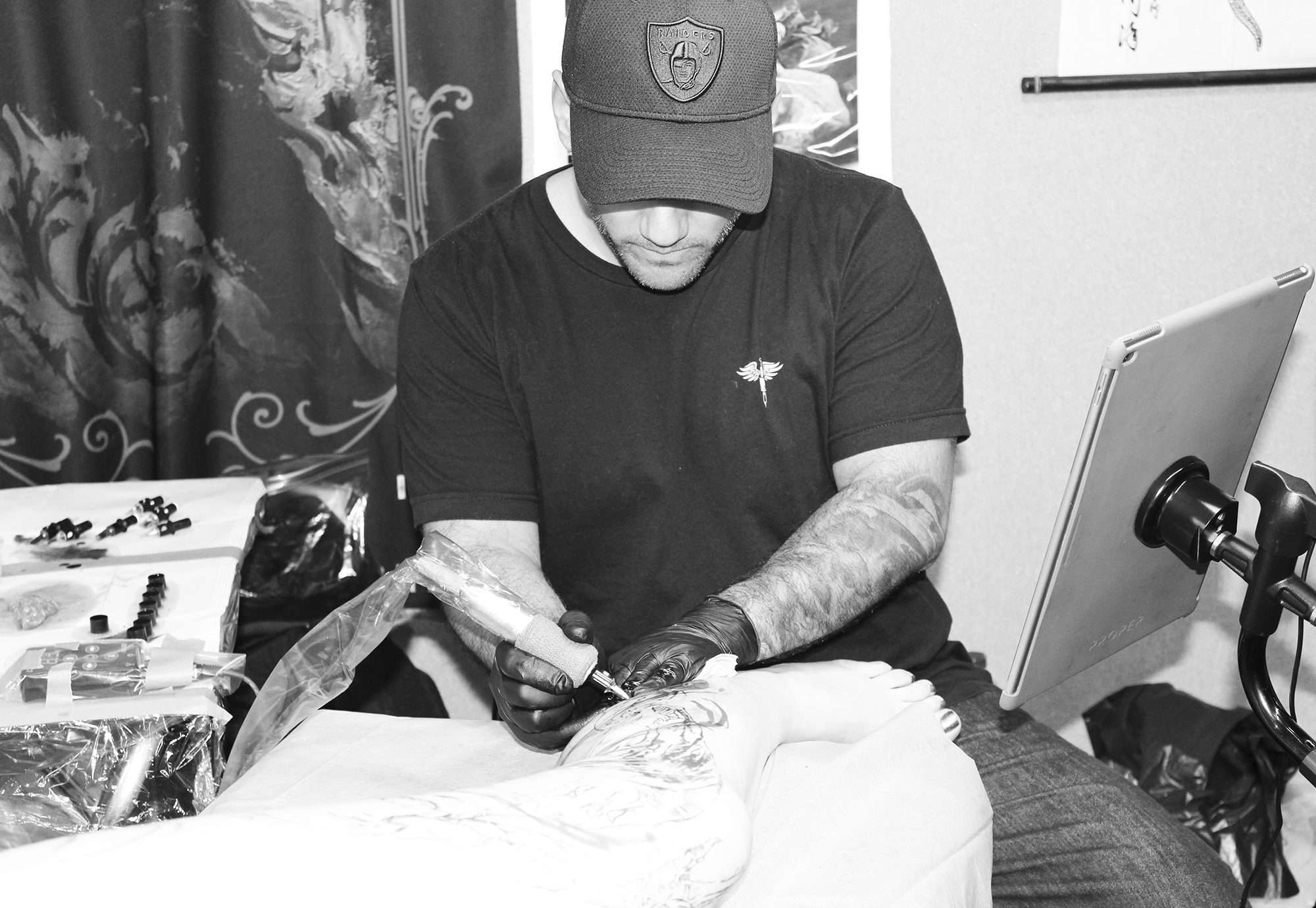 The Norse God Tattoo: Interview with Carlos Torres