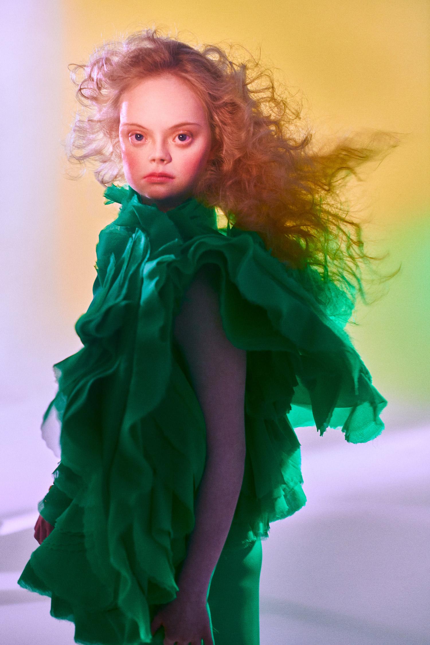 Elizaveta Porodina - Lily Moore, fashion 3