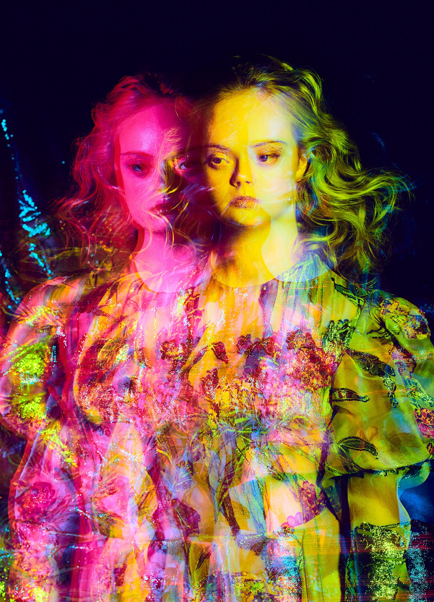 Elizaveta Porodina - Lily Moore, double vision 2