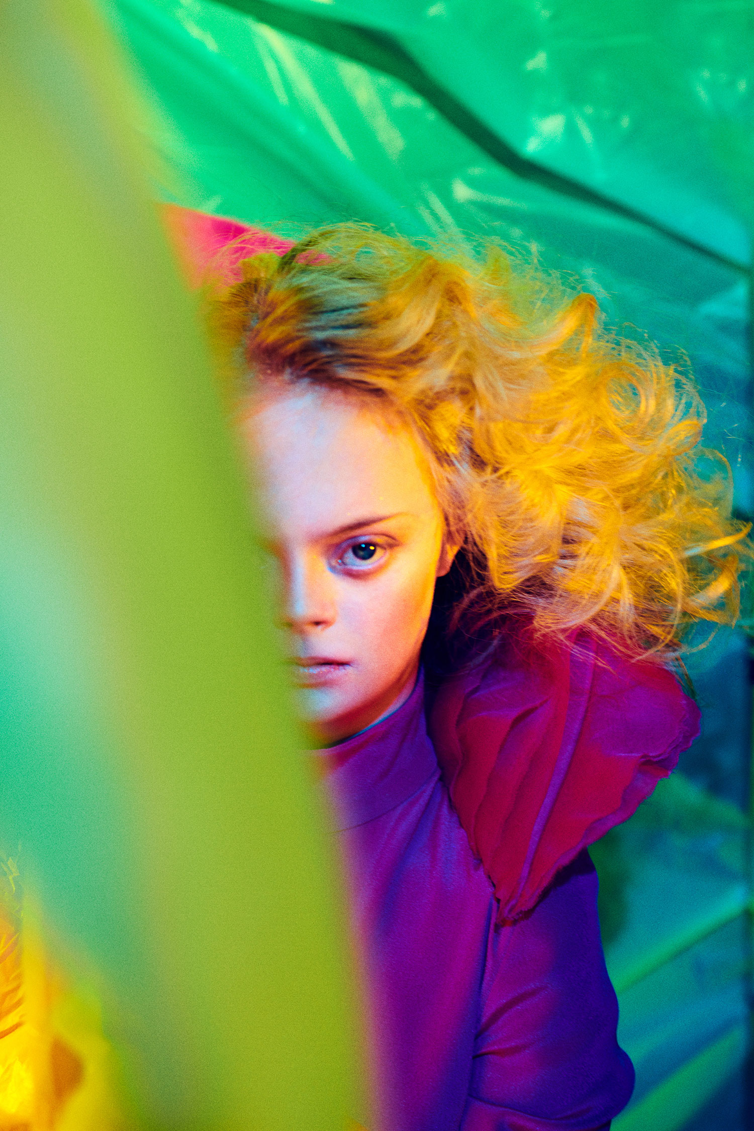 Elizaveta Porodina - Lily Moore, portrait 2