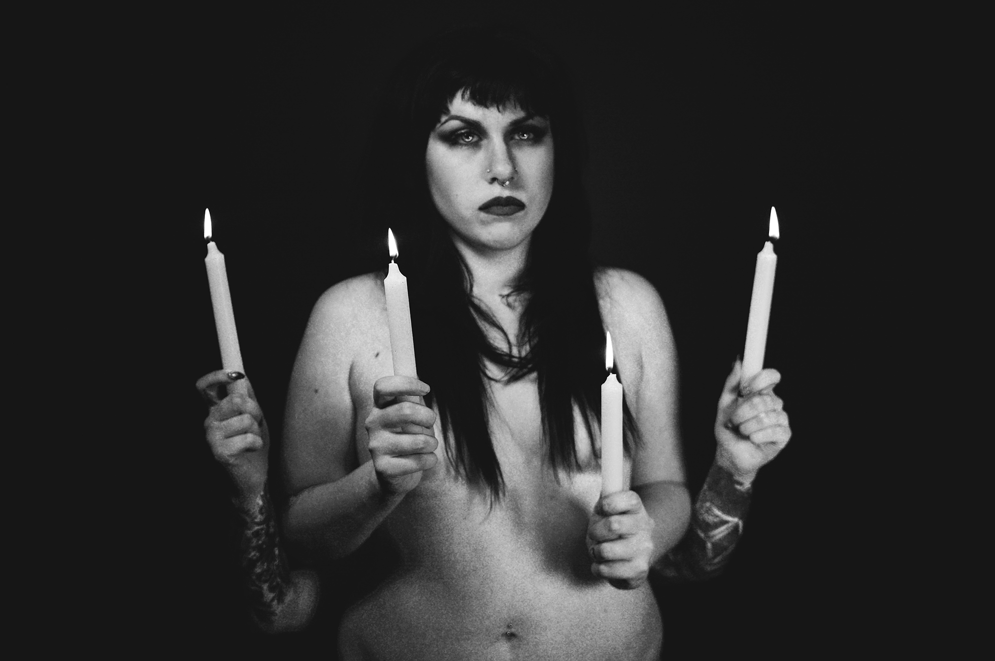 Empowering Witchcraft Photography by Helena Darling